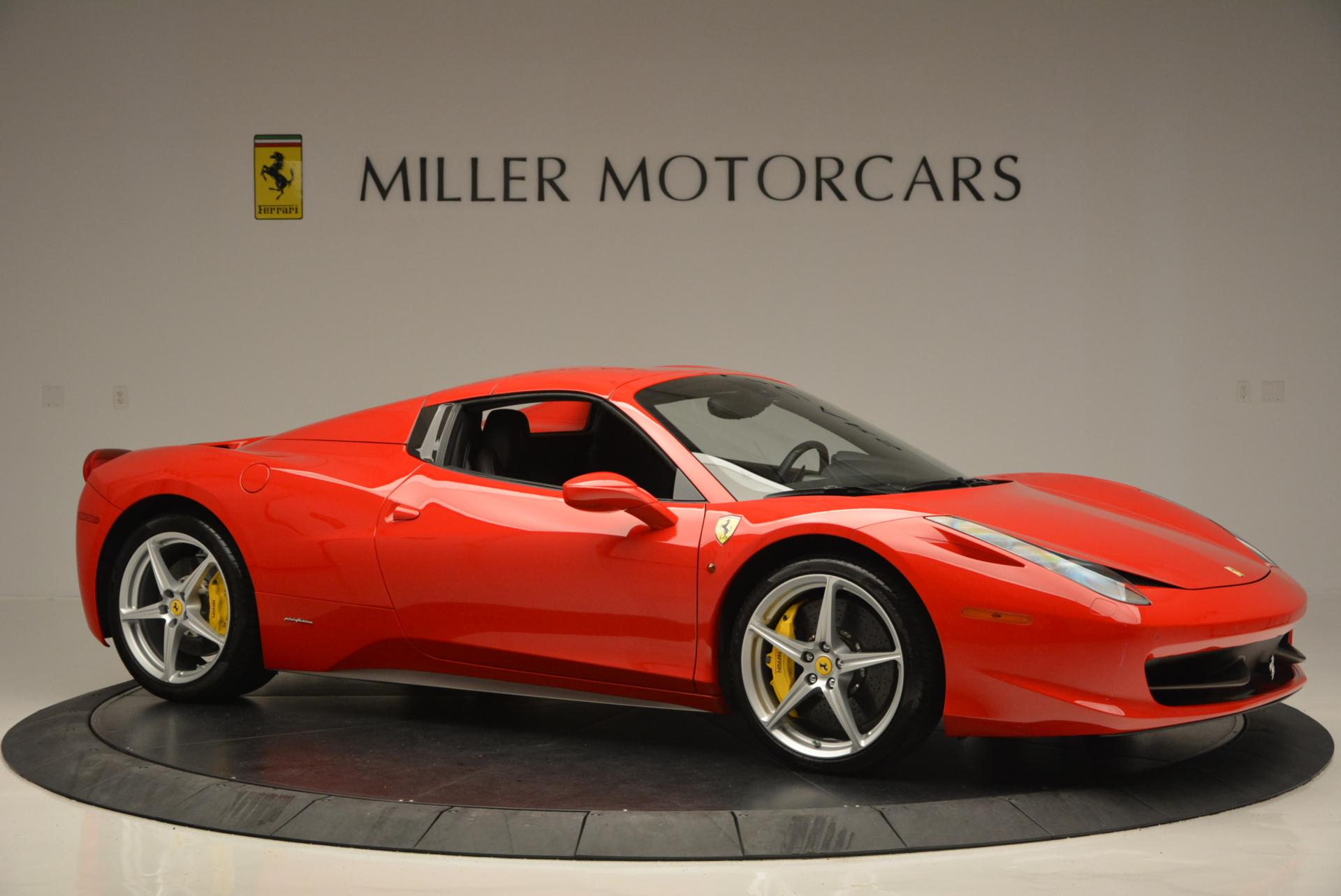 Used 2014 Ferrari 458 Spider  For Sale In Greenwich, CT 122_p22