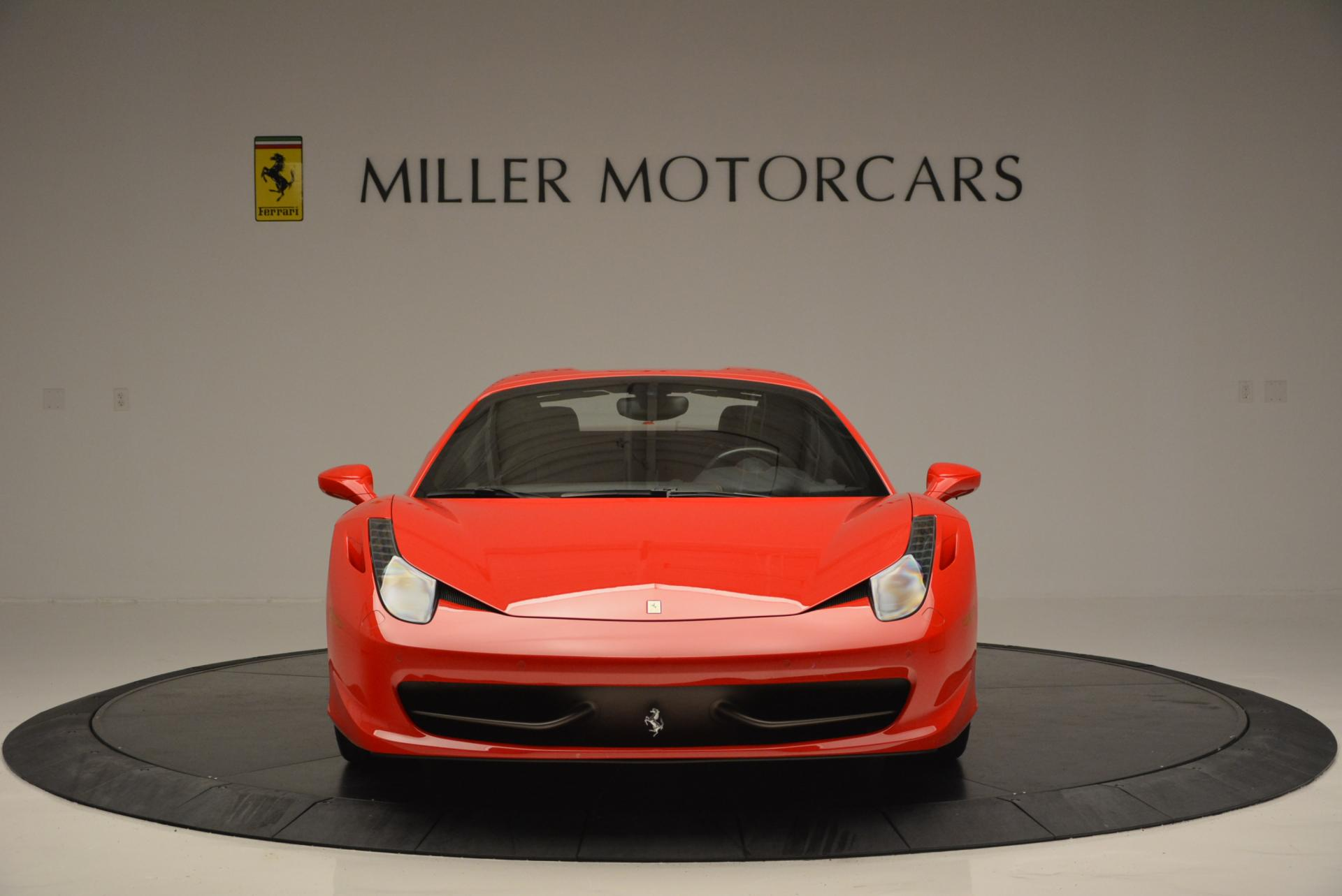 Used 2014 Ferrari 458 Spider  For Sale In Greenwich, CT 122_p24