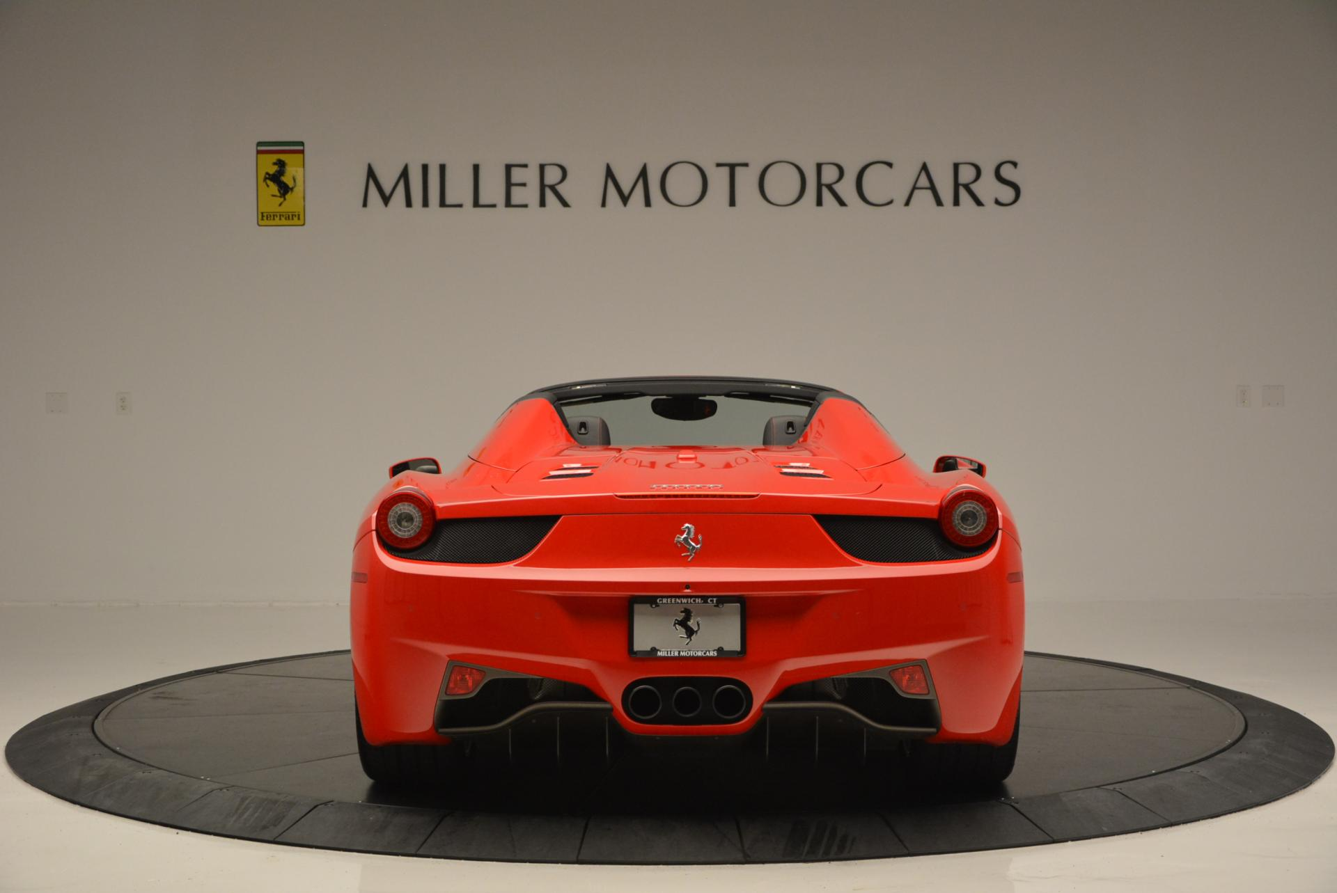 Used 2014 Ferrari 458 Spider  For Sale In Greenwich, CT 122_p6