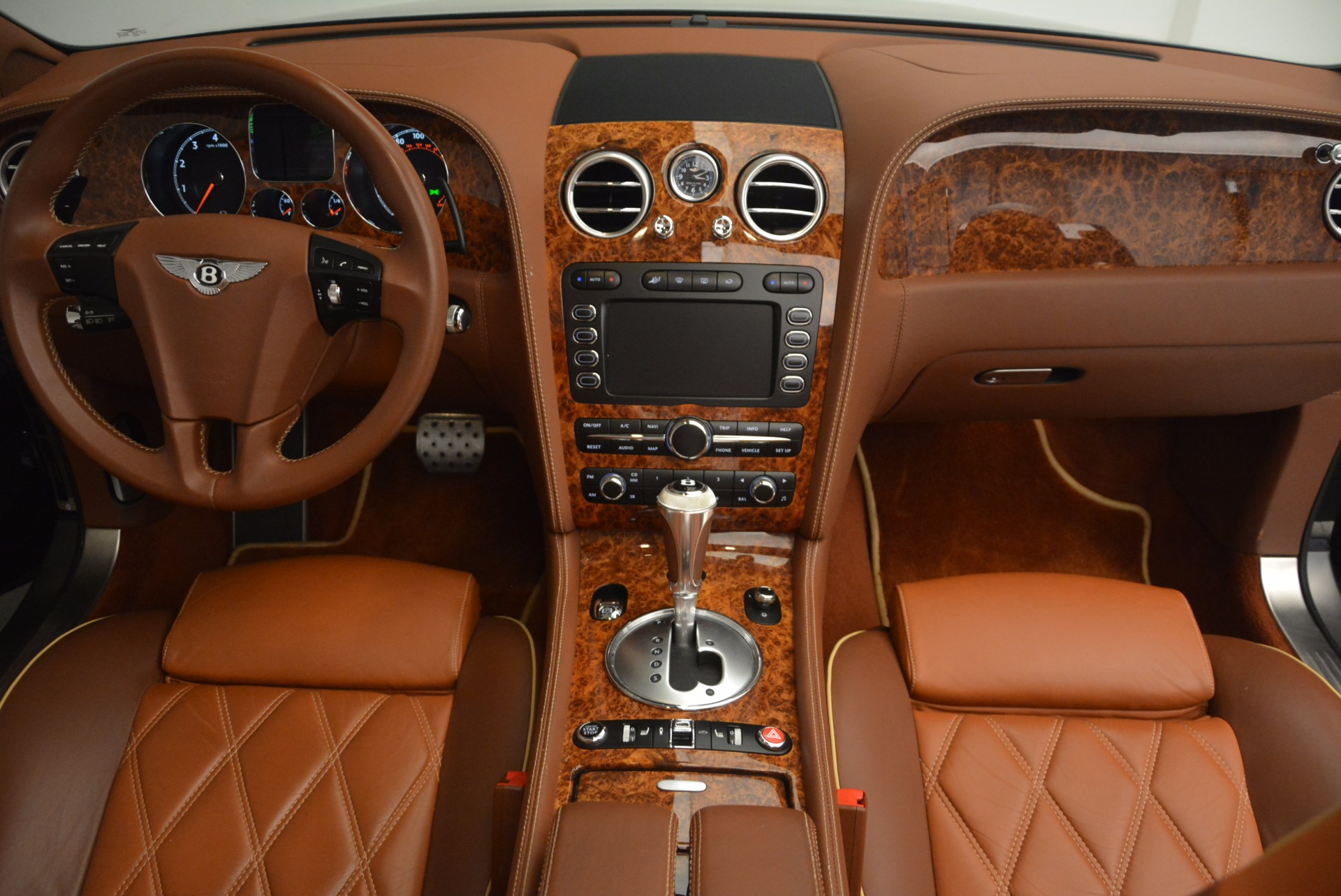 Used 2010 Bentley Continental GT Series 51 For Sale In Greenwich, CT 1222_p45