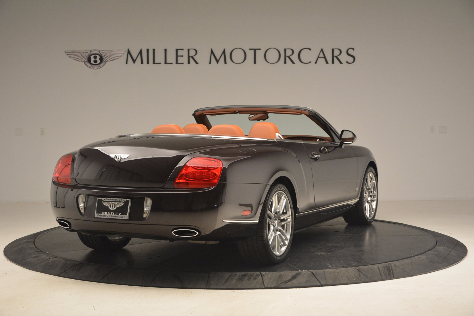 Used 2010 Bentley Continental GT Series 51 For Sale In Greenwich, CT 1222_p7