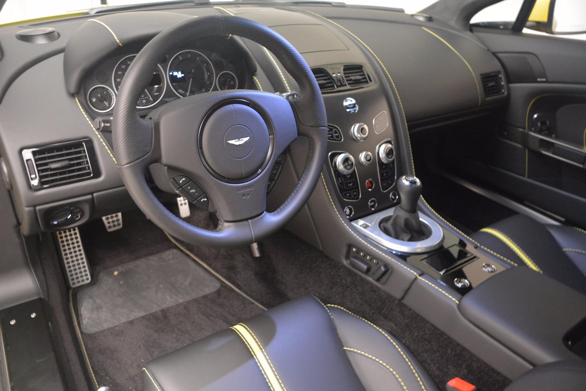 New 2017 Aston Martin V12 Vantage S  For Sale In Greenwich, CT 1224_p13