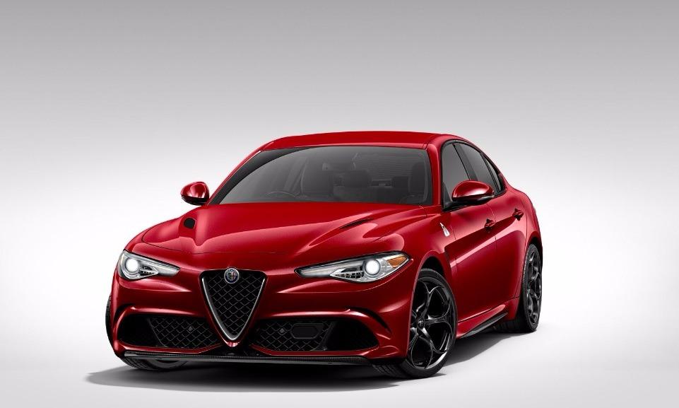 New 2017 Alfa Romeo Giulia Quadrifoglio Quadrifoglio For Sale In Greenwich, CT 1225_main