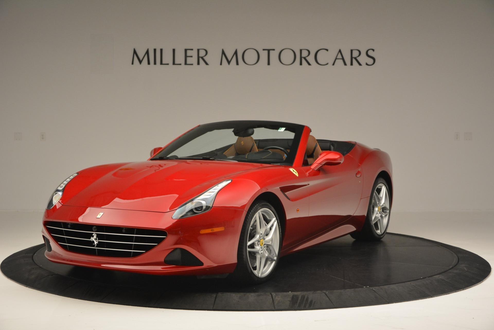 Used 2015 Ferrari California T  For Sale In Greenwich, CT 123_main