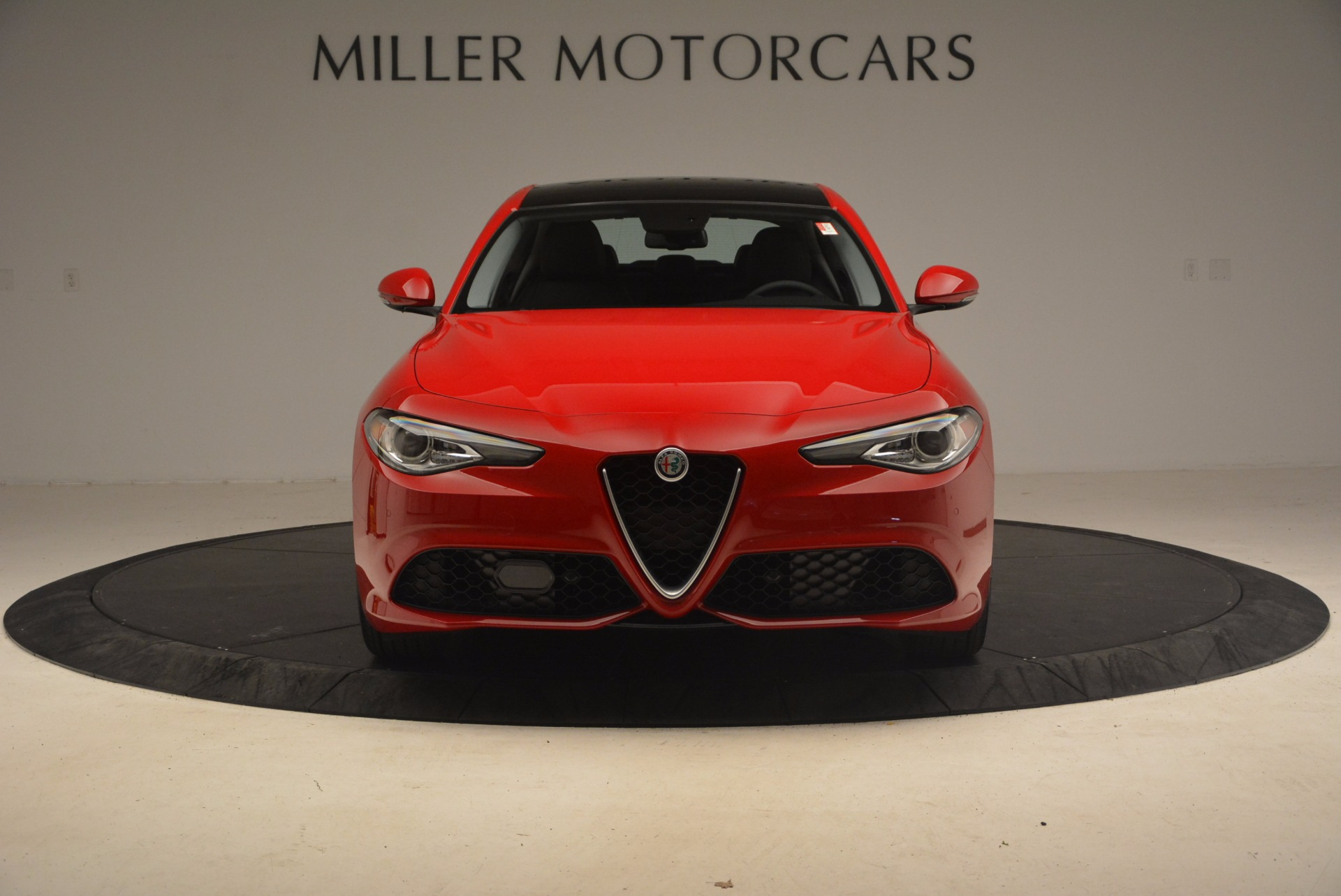 New 2017 Alfa Romeo Giulia Ti Sport Q4 For Sale In Greenwich, CT 1232_p11