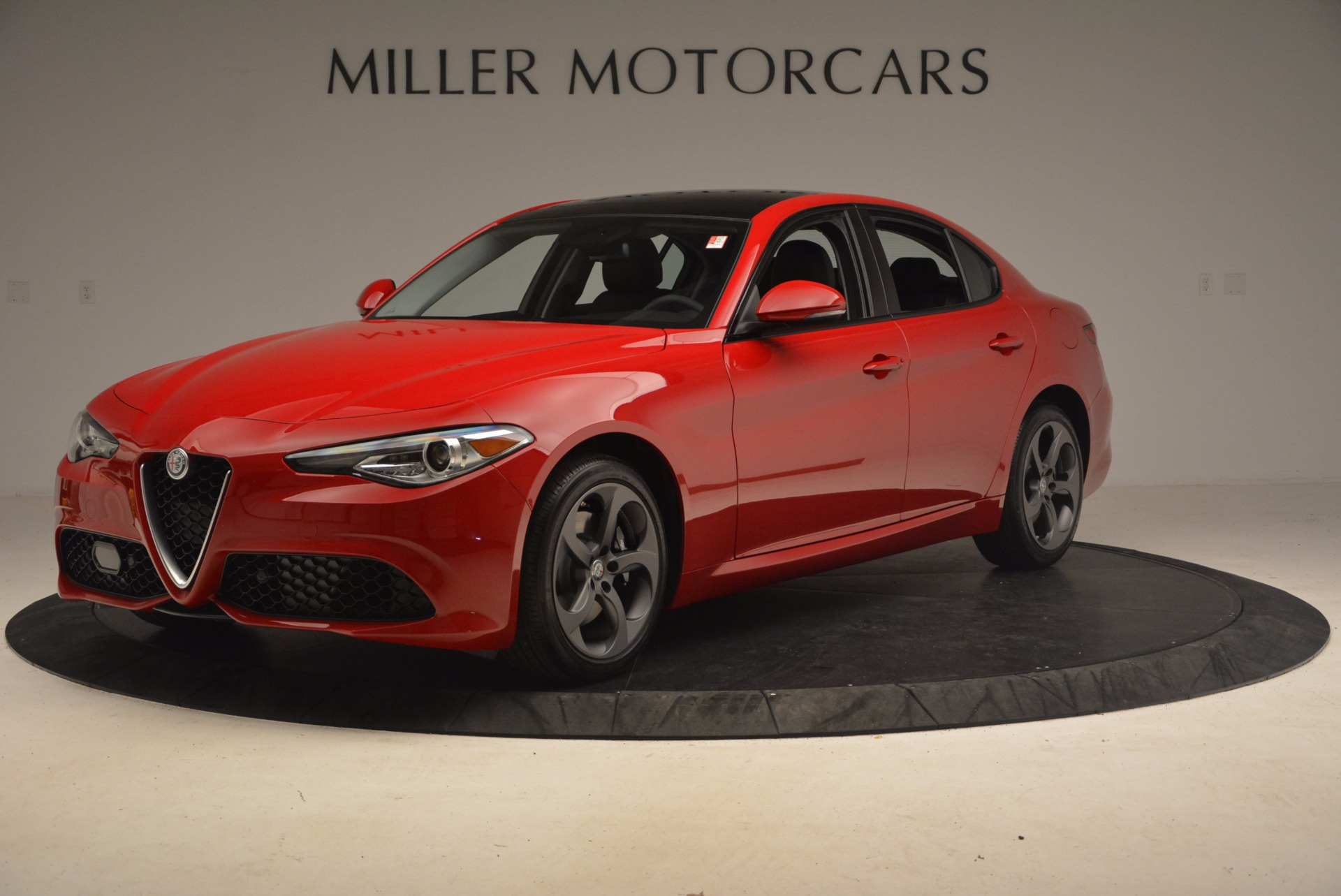 New 2017 Alfa Romeo Giulia Ti Sport Q4 For Sale In Greenwich, CT 1232_p2