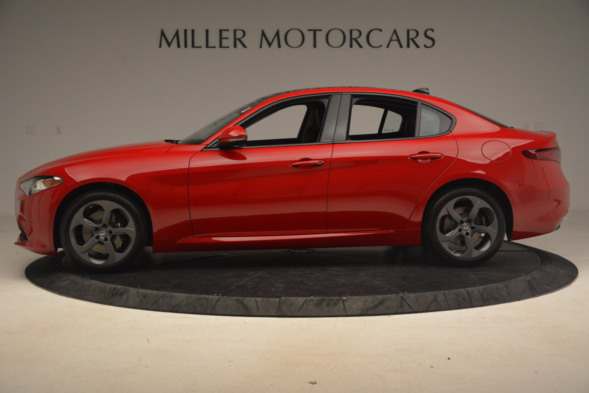 New 2017 Alfa Romeo Giulia Ti Sport Q4 For Sale In Greenwich, CT 1232_p3