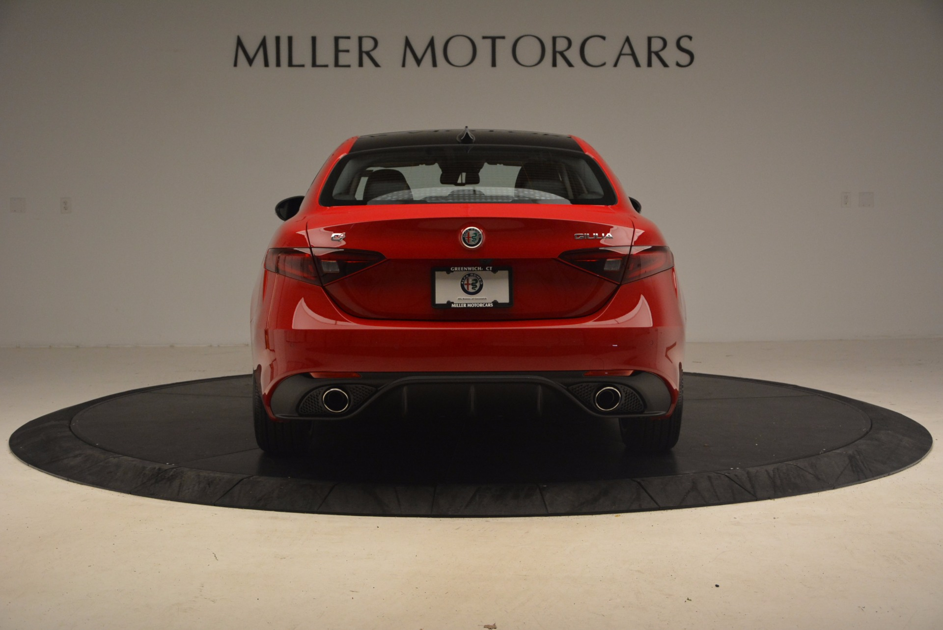 New 2017 Alfa Romeo Giulia Ti Sport Q4 For Sale In Greenwich, CT 1232_p5
