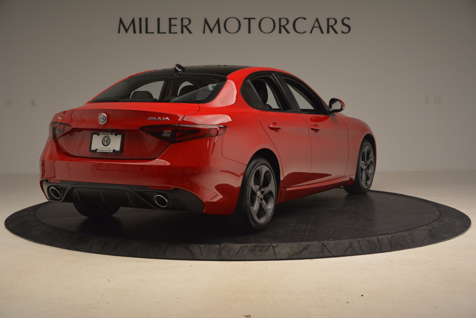 New 2017 Alfa Romeo Giulia Ti Sport Q4 For Sale In Greenwich, CT 1232_p6