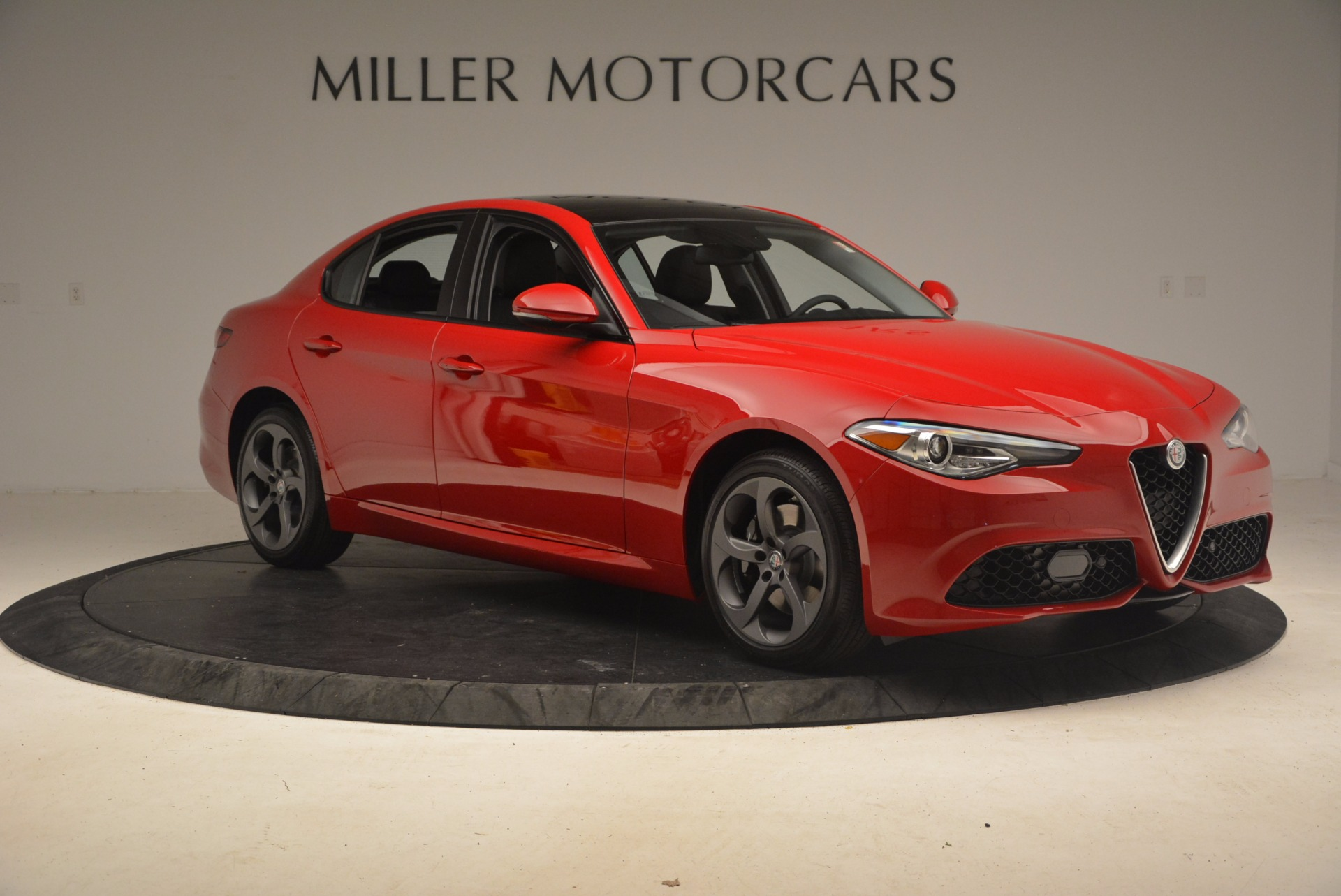 New 2017 Alfa Romeo Giulia Ti Sport Q4 For Sale In Greenwich, CT 1232_p9