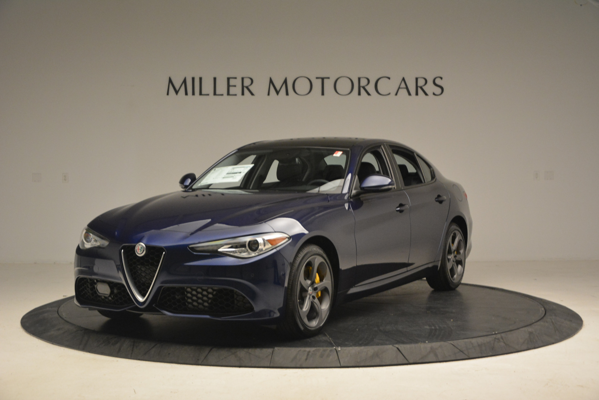 New 2017 Alfa Romeo Giulia Sport Q4 For Sale In Greenwich, CT