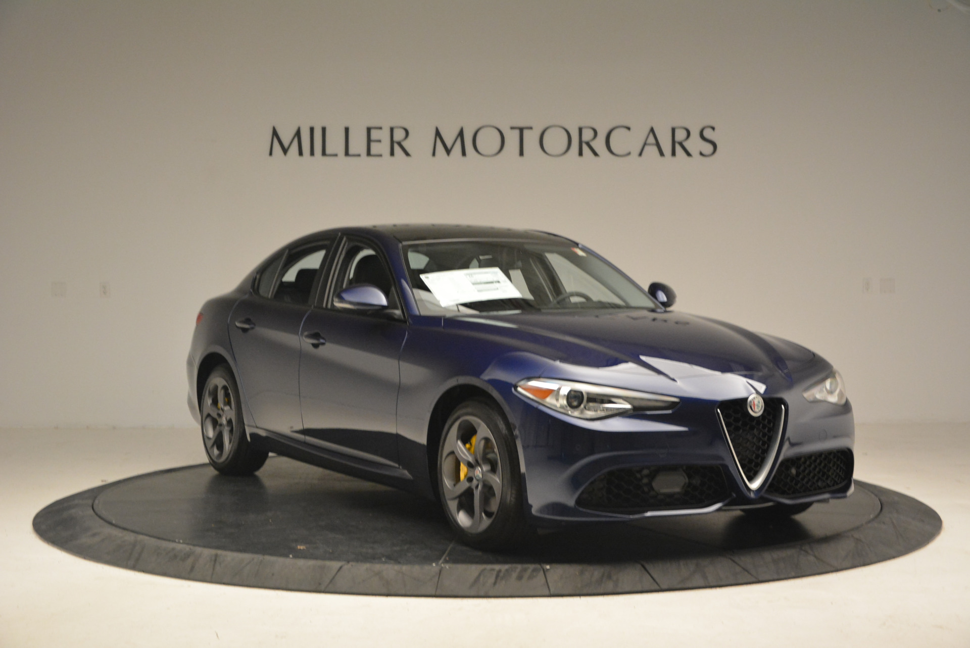 New 2017 Alfa Romeo Giulia Sport Q4 For Sale In Greenwich, CT 1237_p11