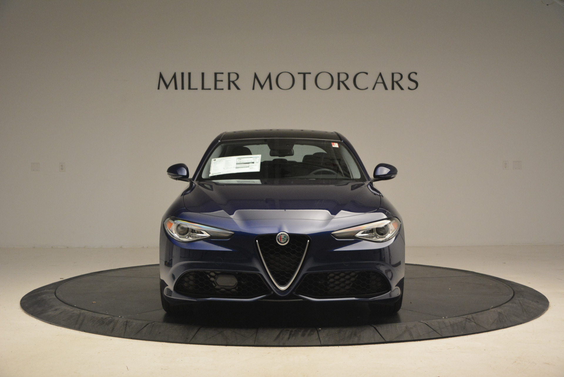 New 2017 Alfa Romeo Giulia Sport Q4 For Sale In Greenwich, CT 1237_p12