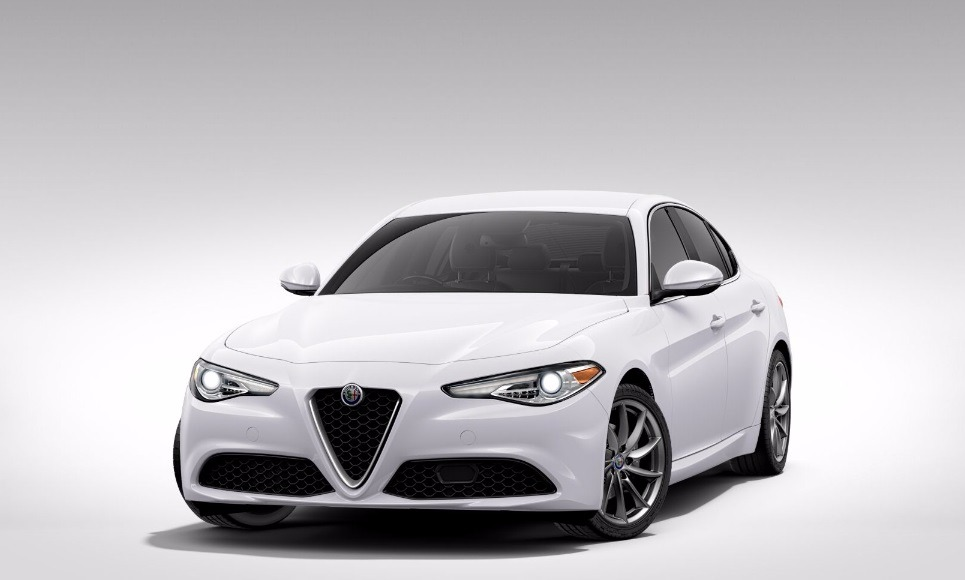 New 2017 Alfa Romeo Giulia Q4 For Sale In Greenwich, CT 1238_main