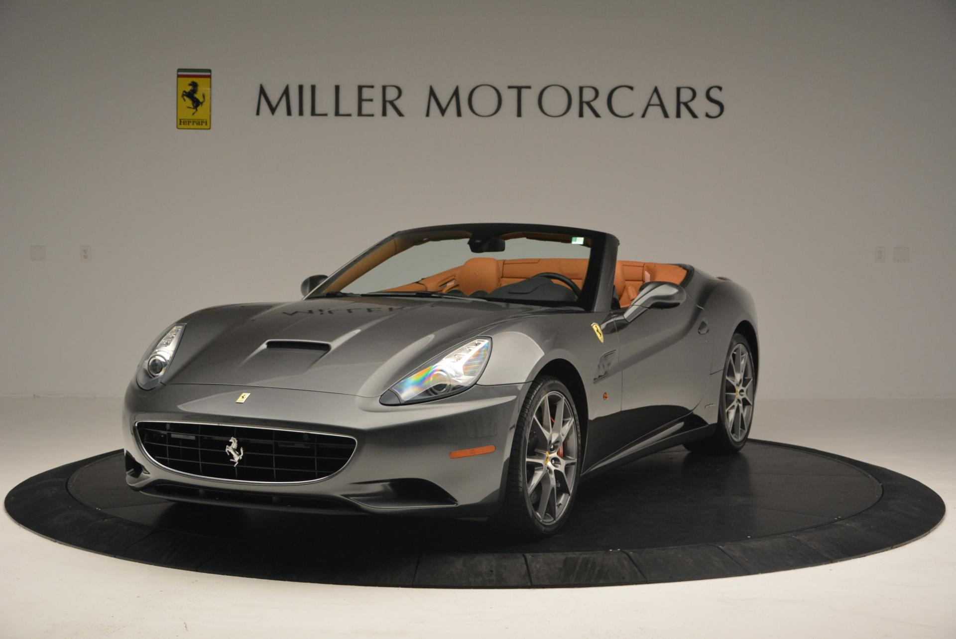 Used 2010 Ferrari California  For Sale In Greenwich, CT 124_main