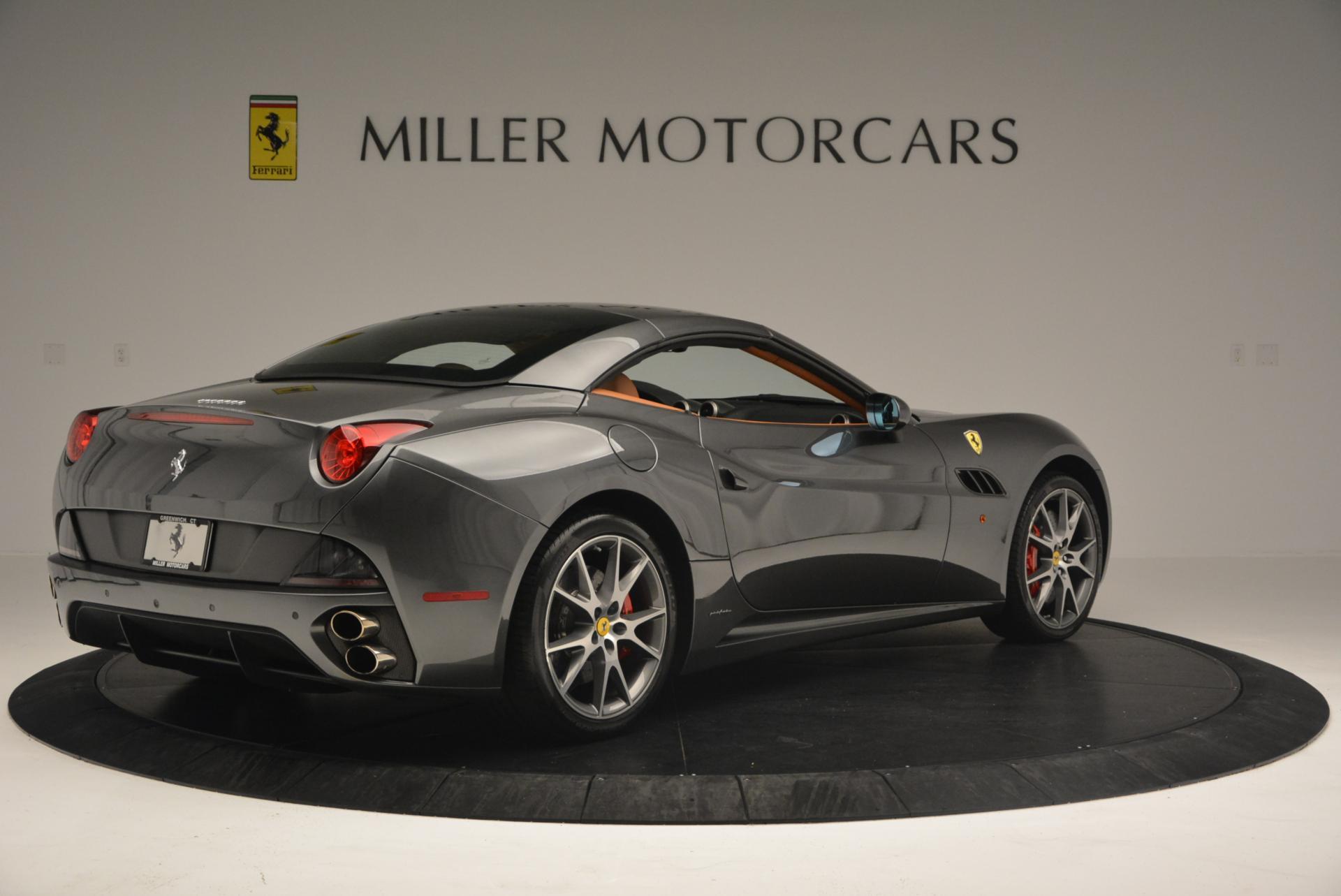 Used 2010 Ferrari California  For Sale In Greenwich, CT 124_p20