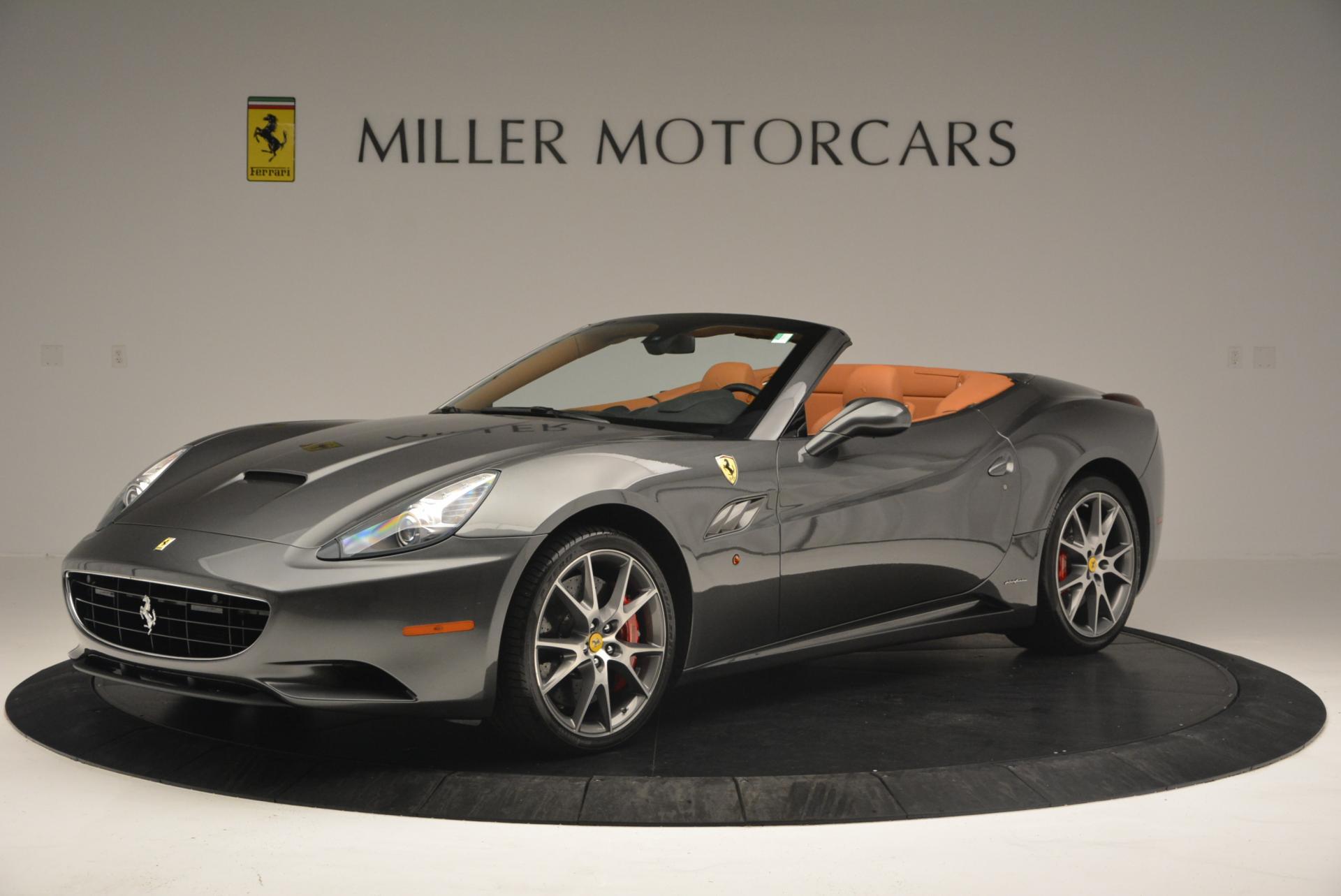 Used 2010 Ferrari California  For Sale In Greenwich, CT 124_p2