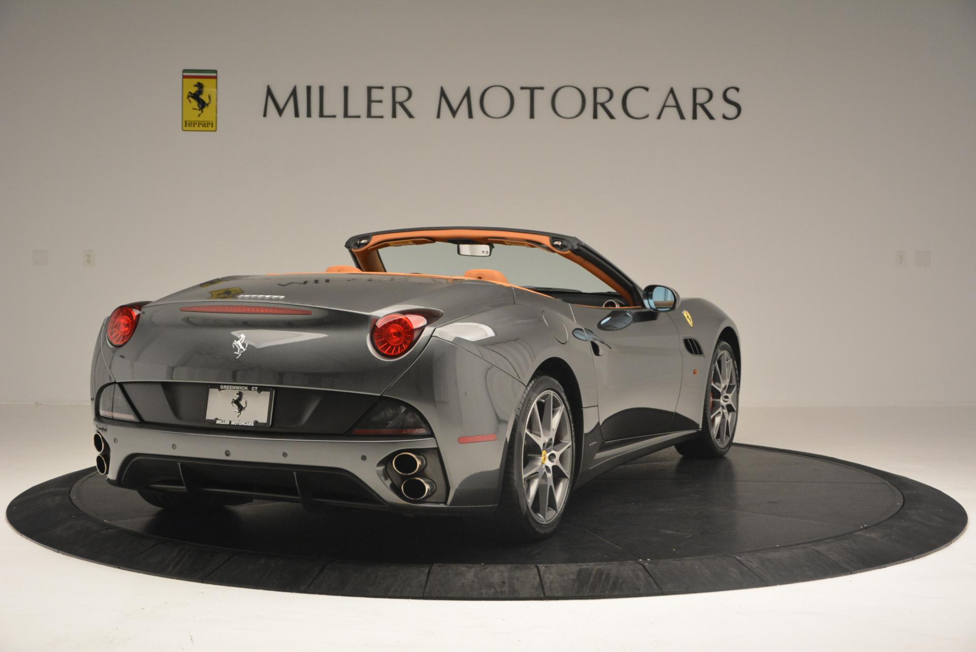 Used 2010 Ferrari California  For Sale In Greenwich, CT 124_p7