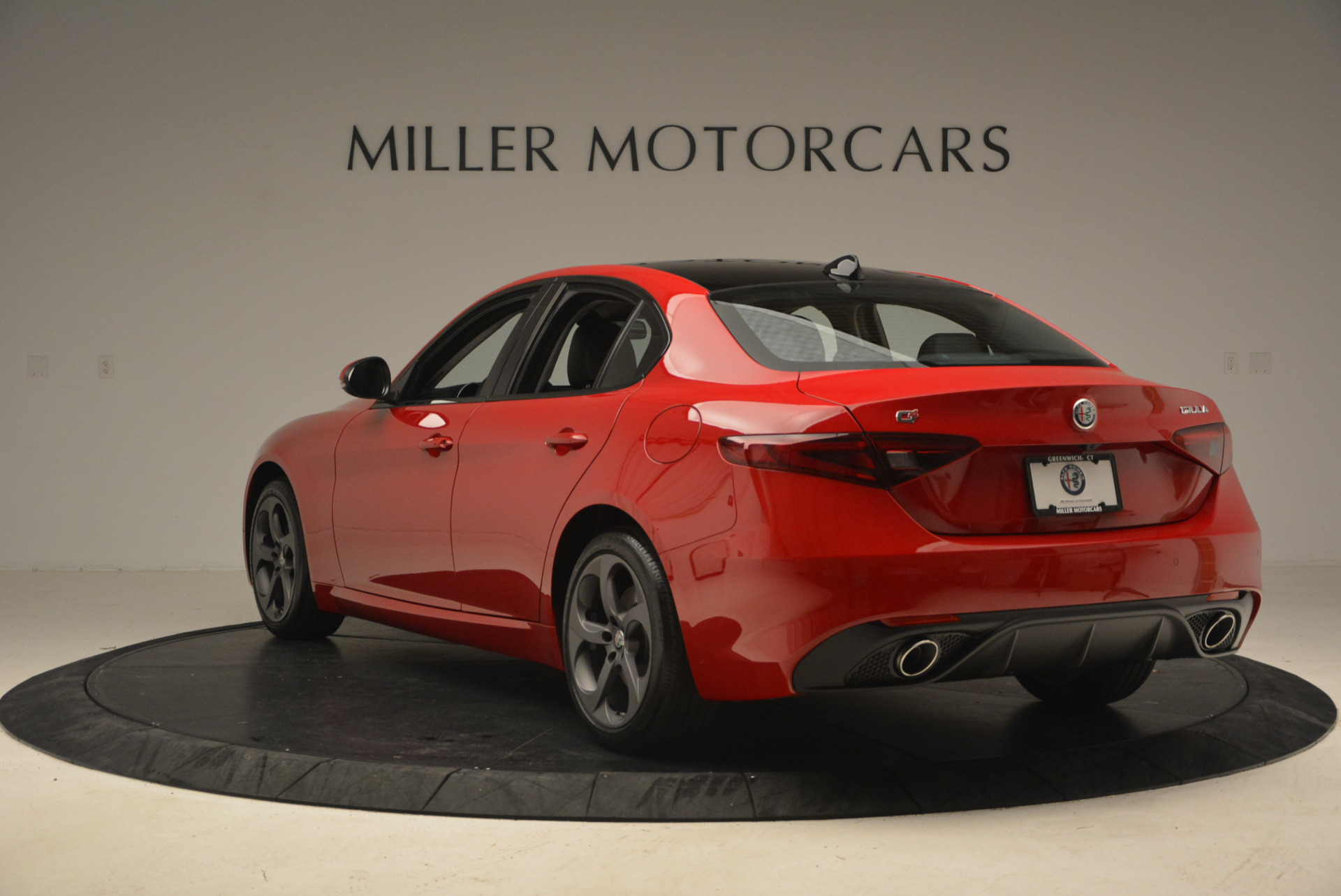 New 2017 Alfa Romeo Giulia Q4 For Sale In Greenwich, CT 1241_p6
