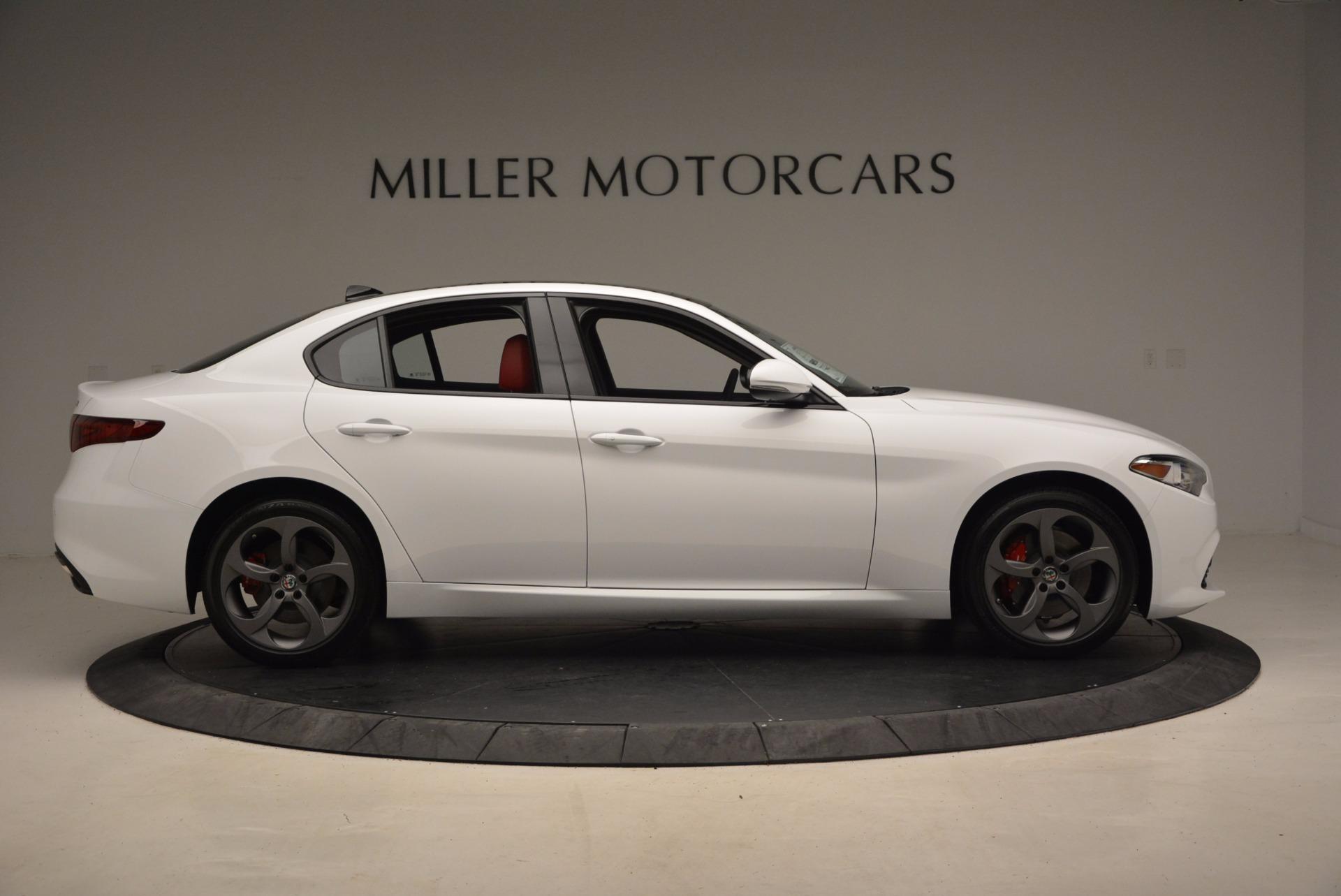 New 2017 Alfa Romeo Giulia Q4 For Sale In Greenwich, CT 1242_p11