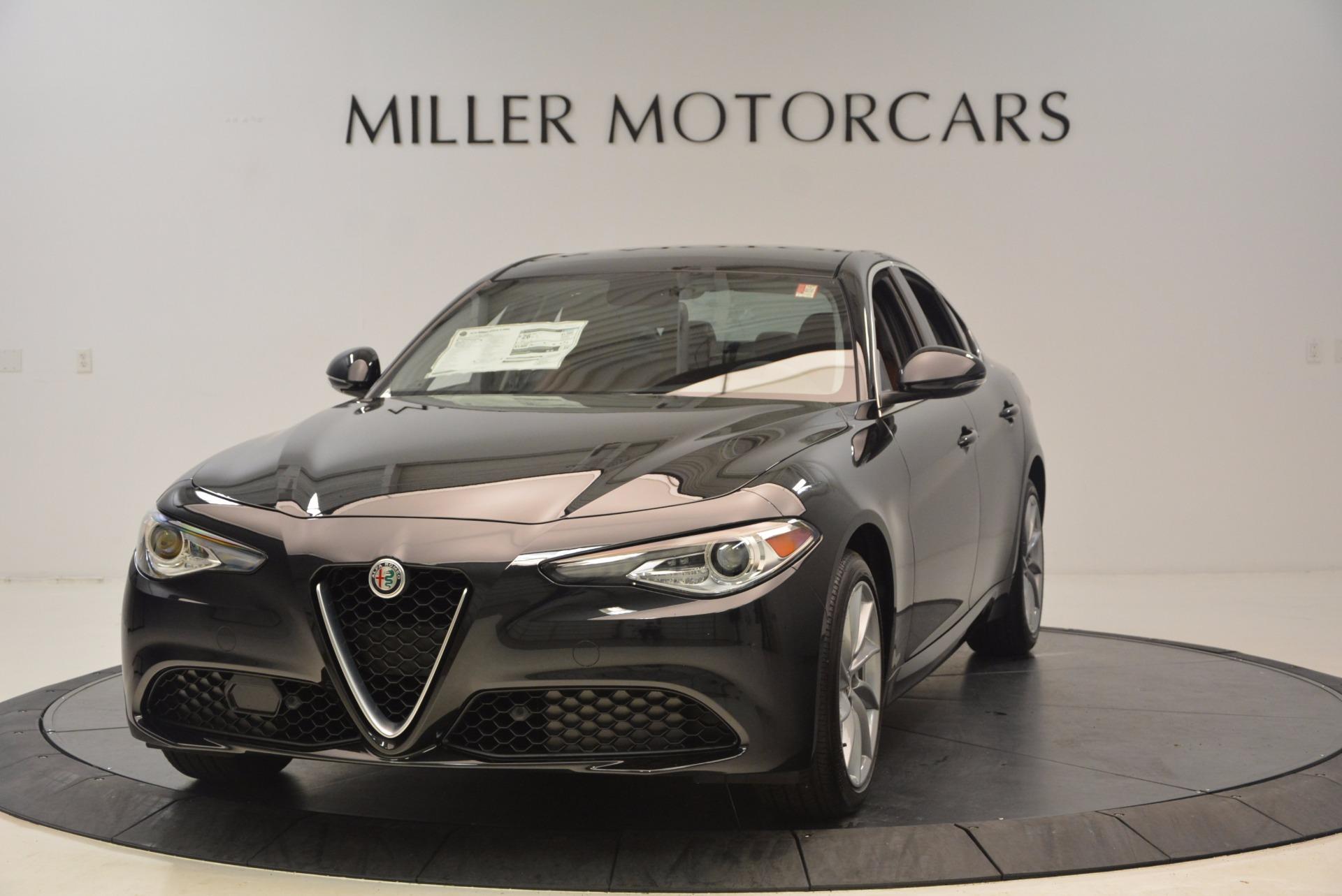 New 2017 Alfa Romeo Giulia Ti Q4 For Sale In Greenwich, CT 1244_main