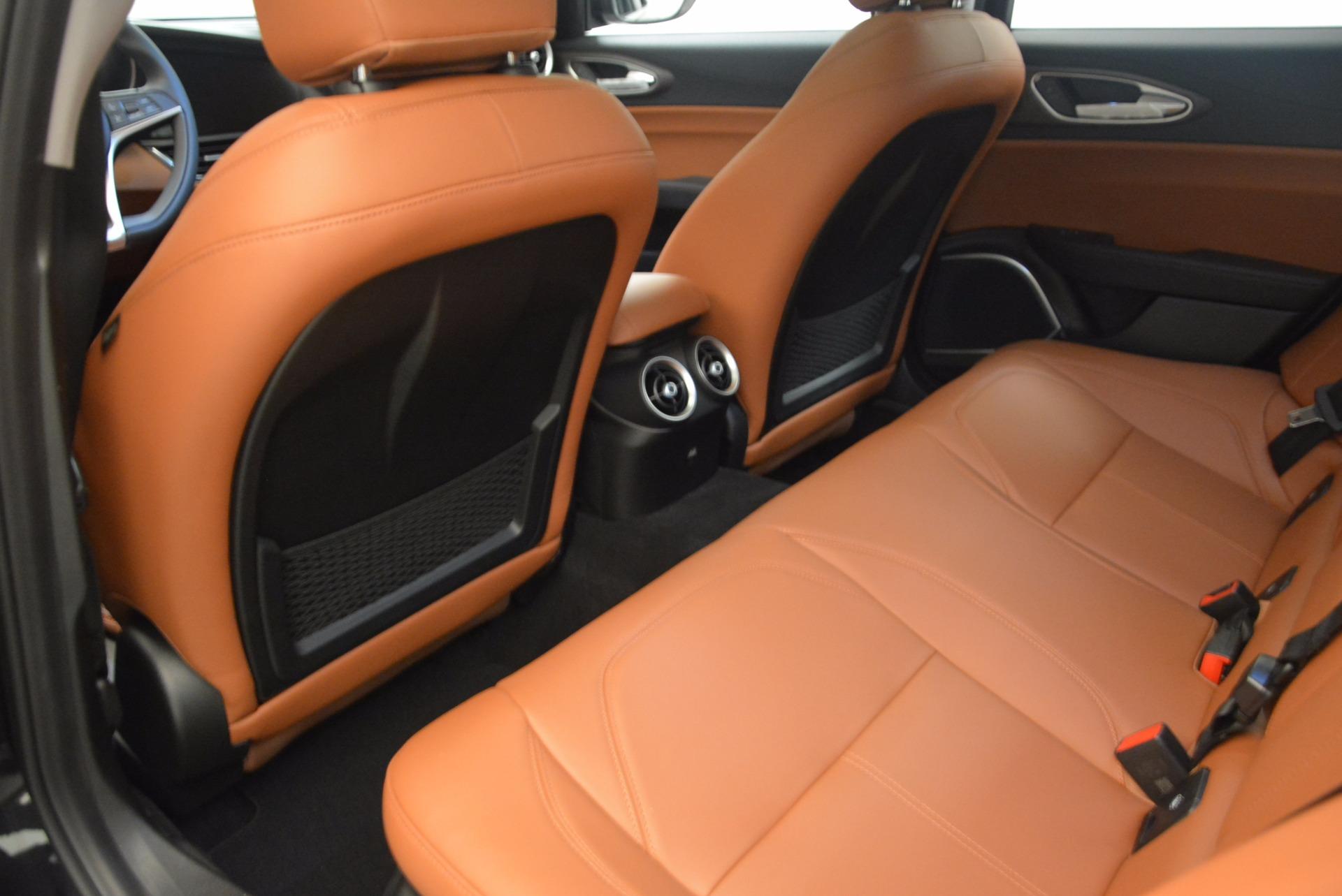 New 2017 Alfa Romeo Giulia Ti Q4 For Sale In Greenwich, CT 1244_p16