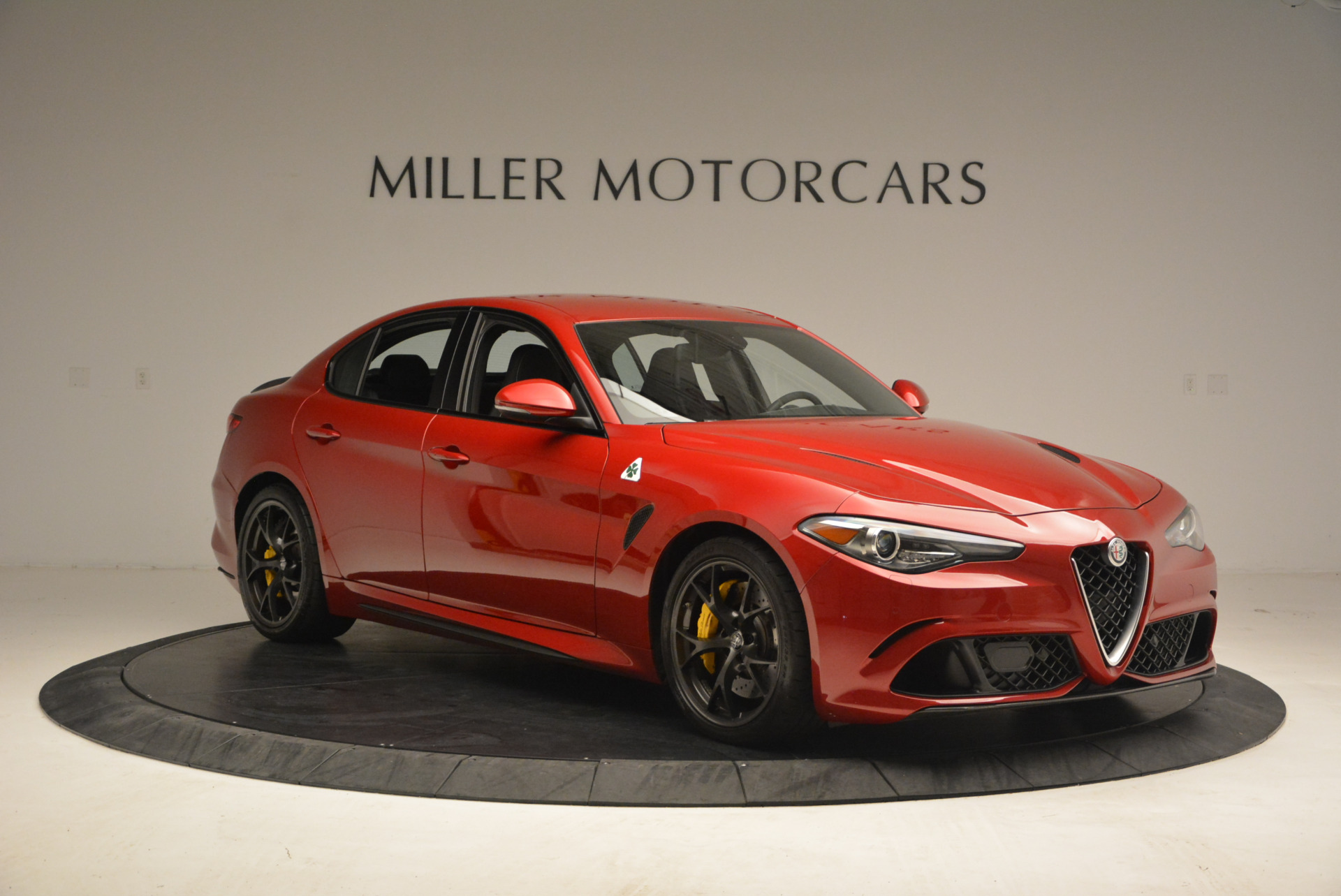 Used 2017 Alfa Romeo Giulia Quadrifoglio For Sale In Greenwich, CT 1245_p11
