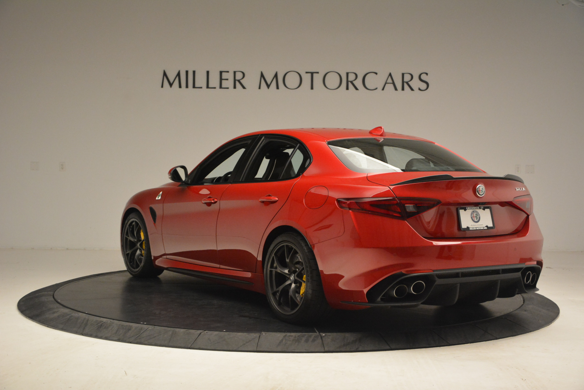 Used 2017 Alfa Romeo Giulia Quadrifoglio For Sale In Greenwich, CT 1245_p5