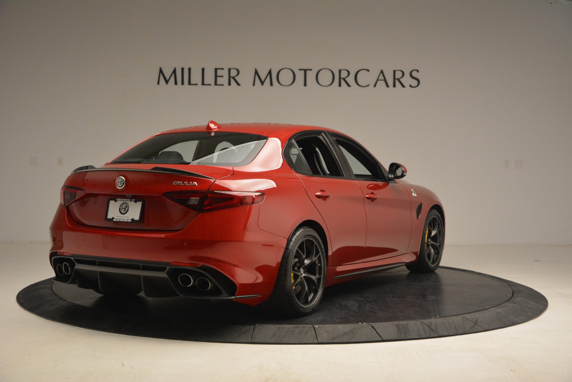 Used 2017 Alfa Romeo Giulia Quadrifoglio For Sale In Greenwich, CT 1245_p7