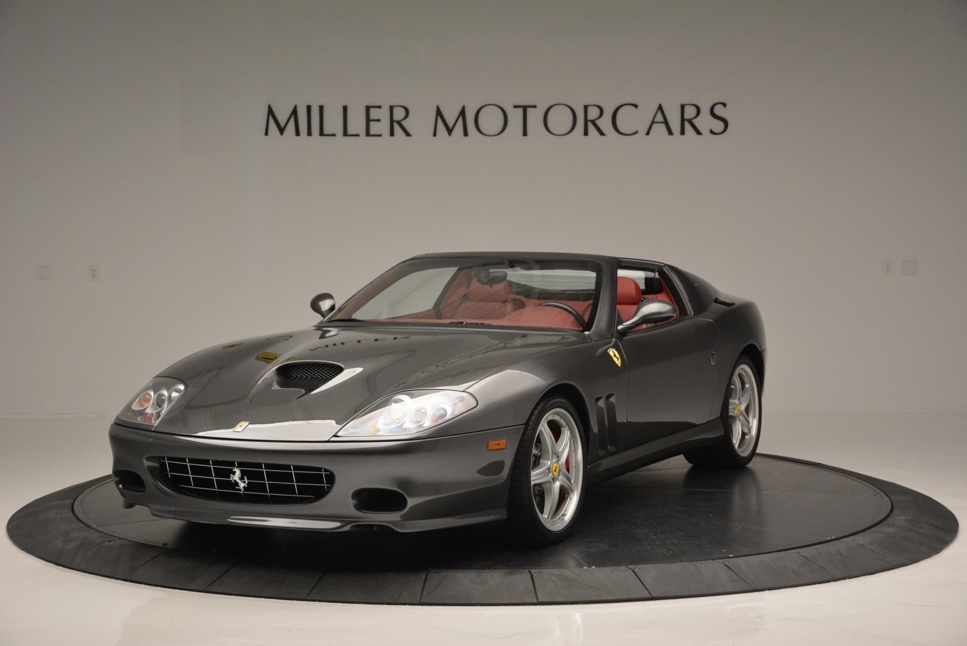 Used 2005 Ferrari Superamerica  For Sale In Greenwich, CT 125_main