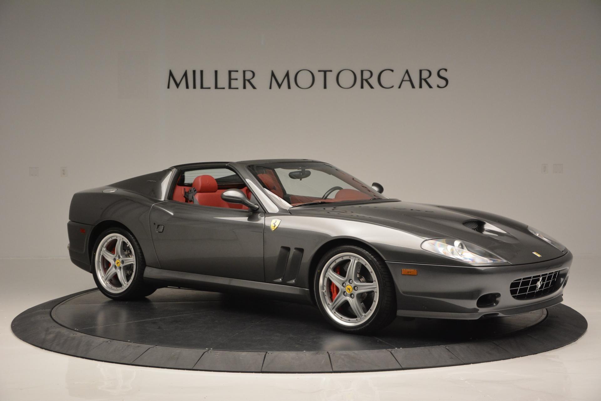 Used 2005 Ferrari Superamerica  For Sale In Greenwich, CT 125_p10