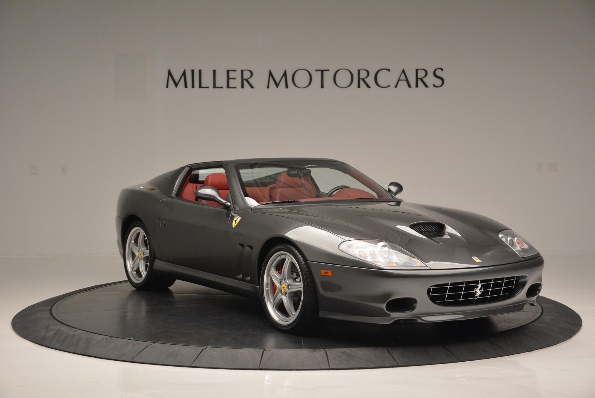 Used 2005 Ferrari Superamerica  For Sale In Greenwich, CT 125_p11