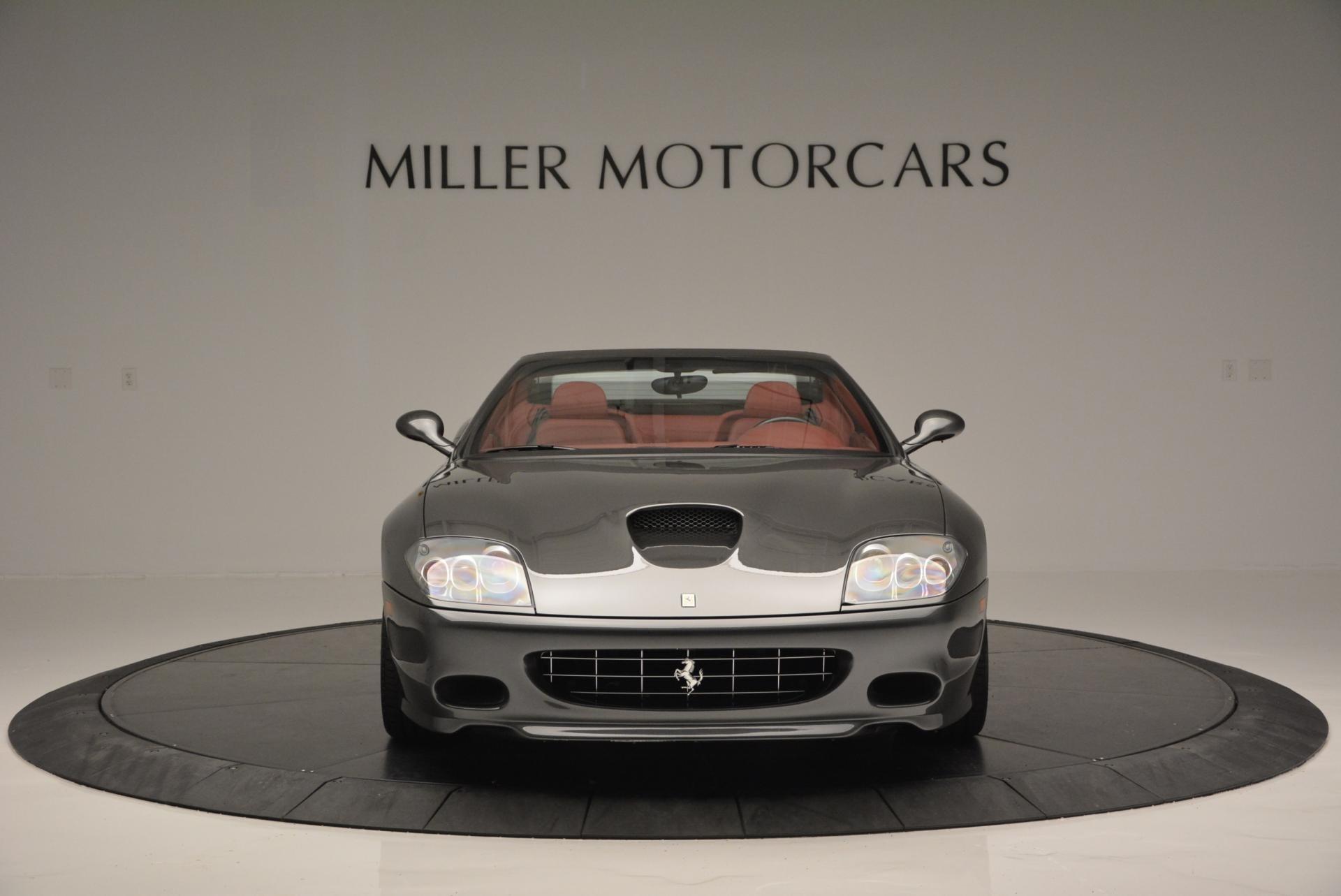 Used 2005 Ferrari Superamerica  For Sale In Greenwich, CT 125_p12