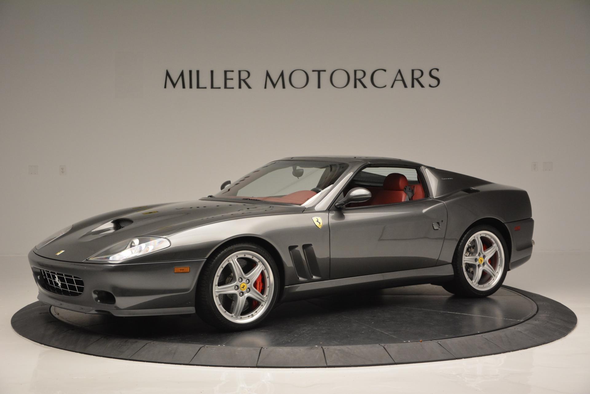 Used 2005 Ferrari Superamerica  For Sale In Greenwich, CT 125_p14