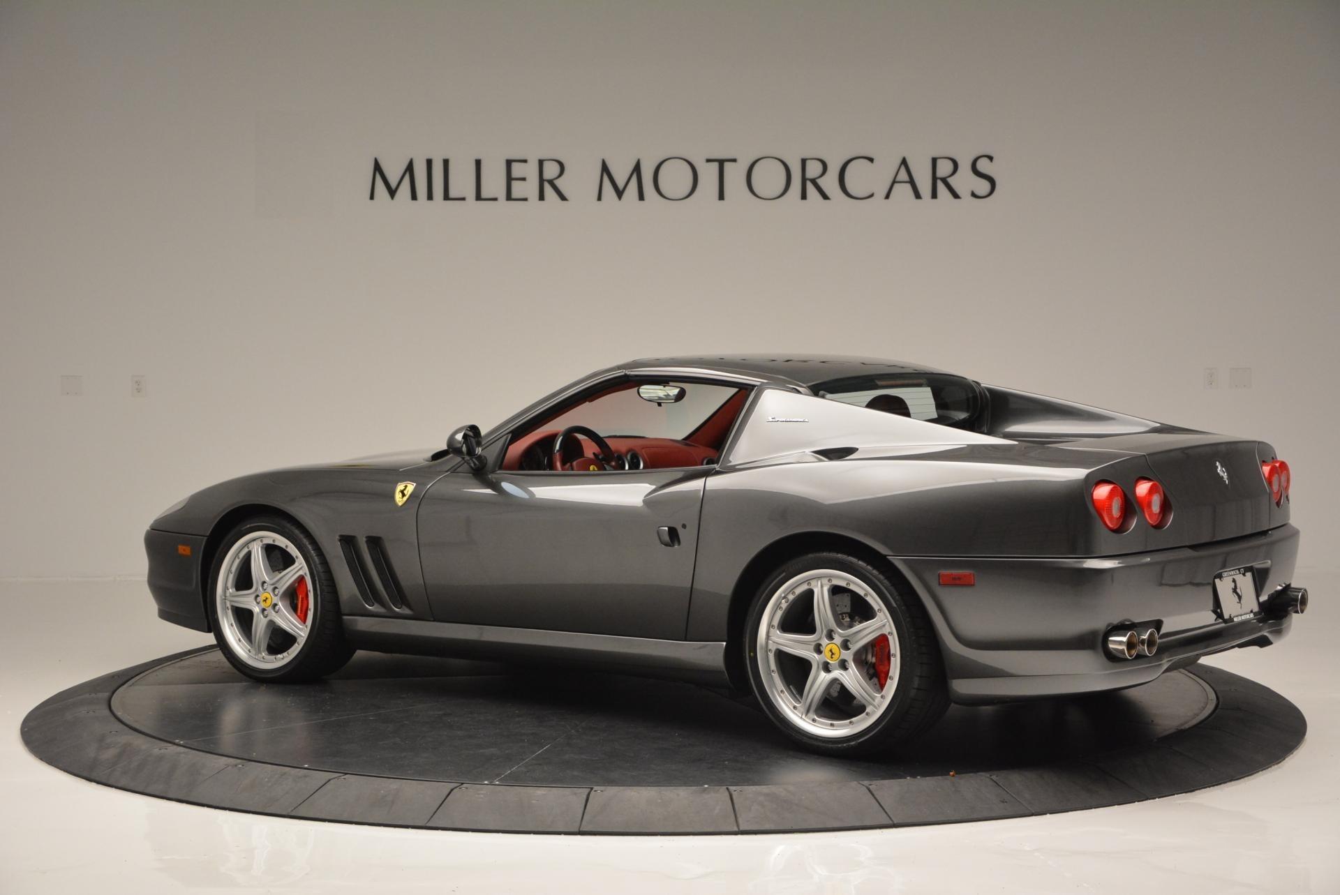 Used 2005 Ferrari Superamerica  For Sale In Greenwich, CT 125_p16