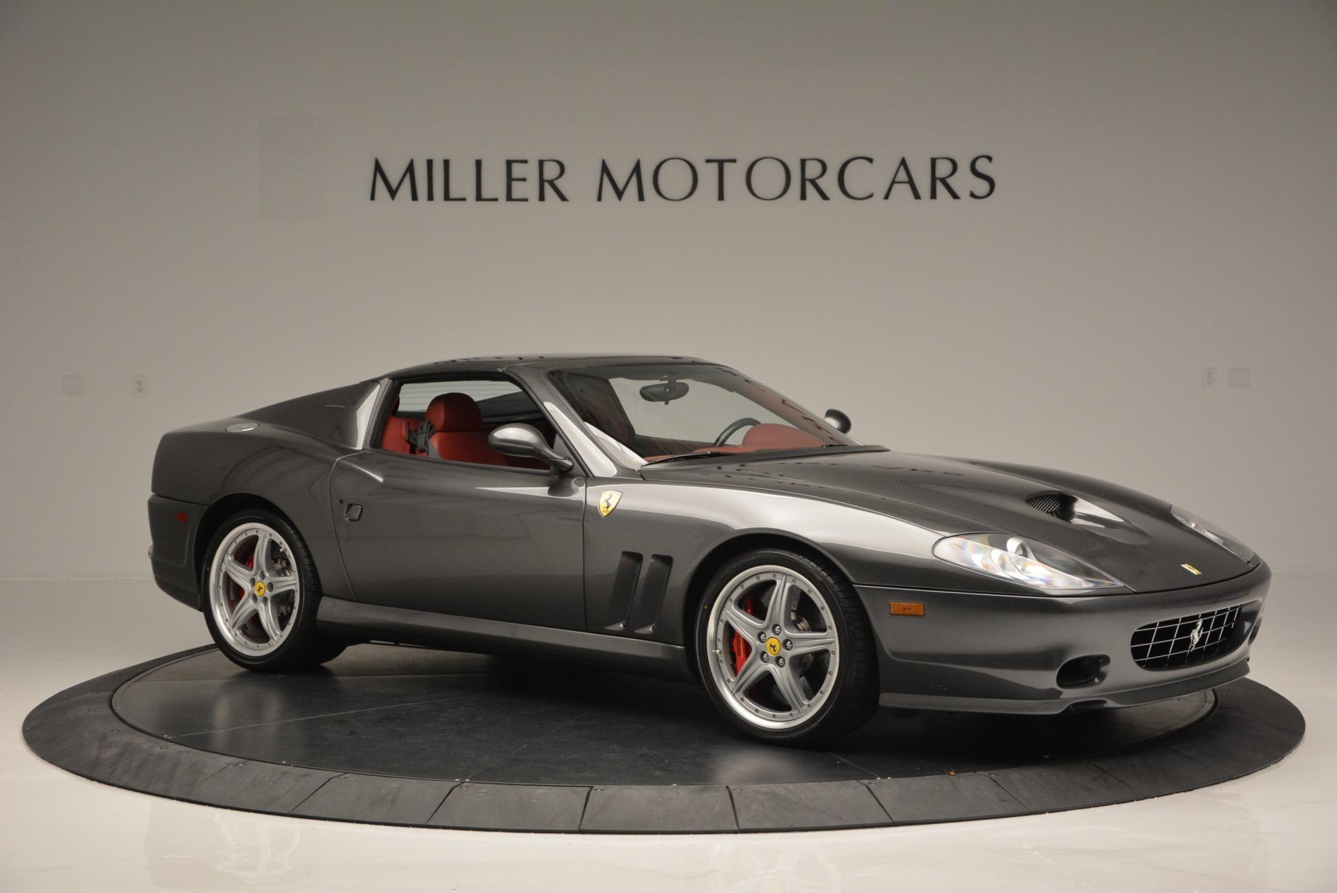 Used 2005 Ferrari Superamerica  For Sale In Greenwich, CT 125_p22