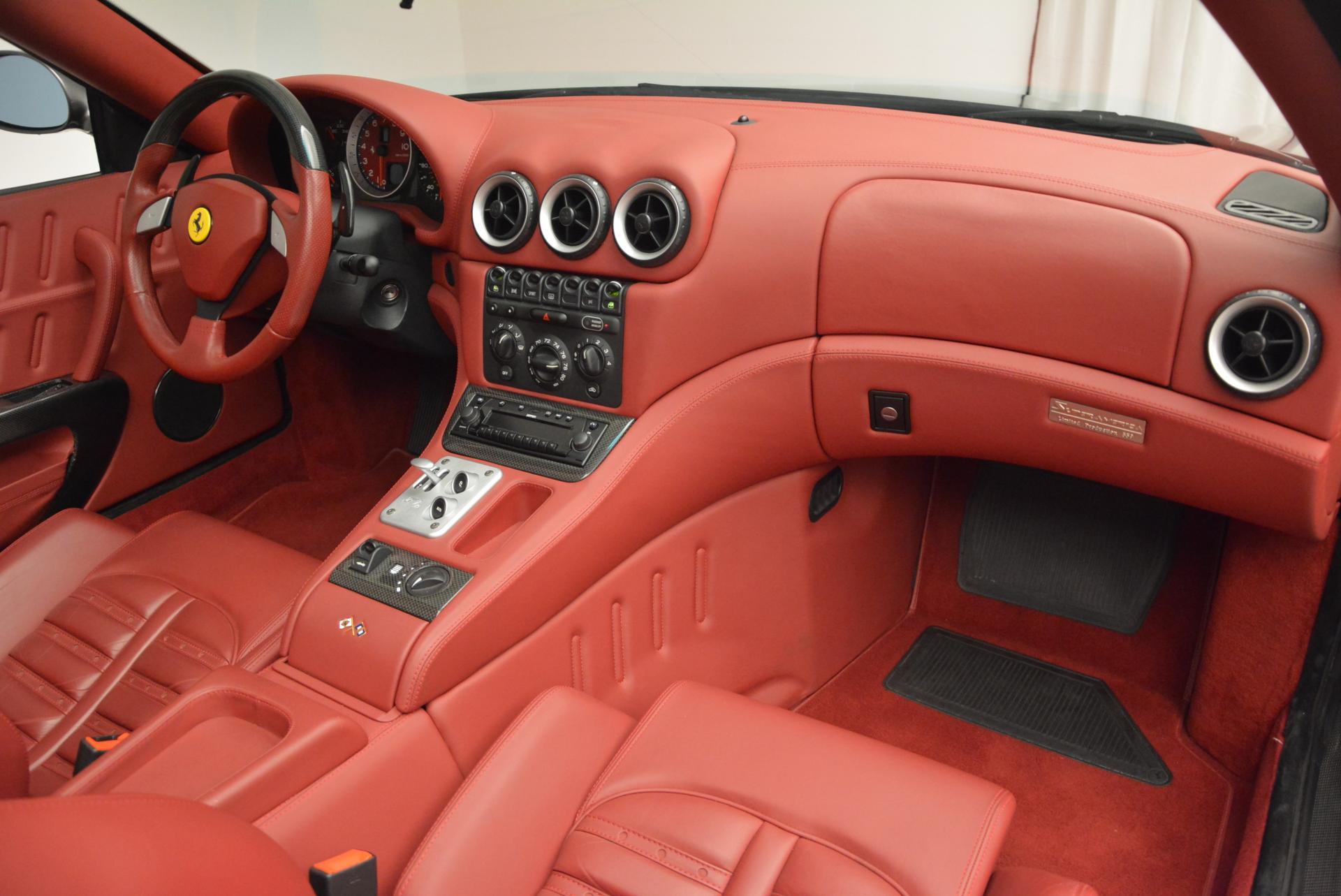 Used 2005 Ferrari Superamerica  For Sale In Greenwich, CT 125_p29