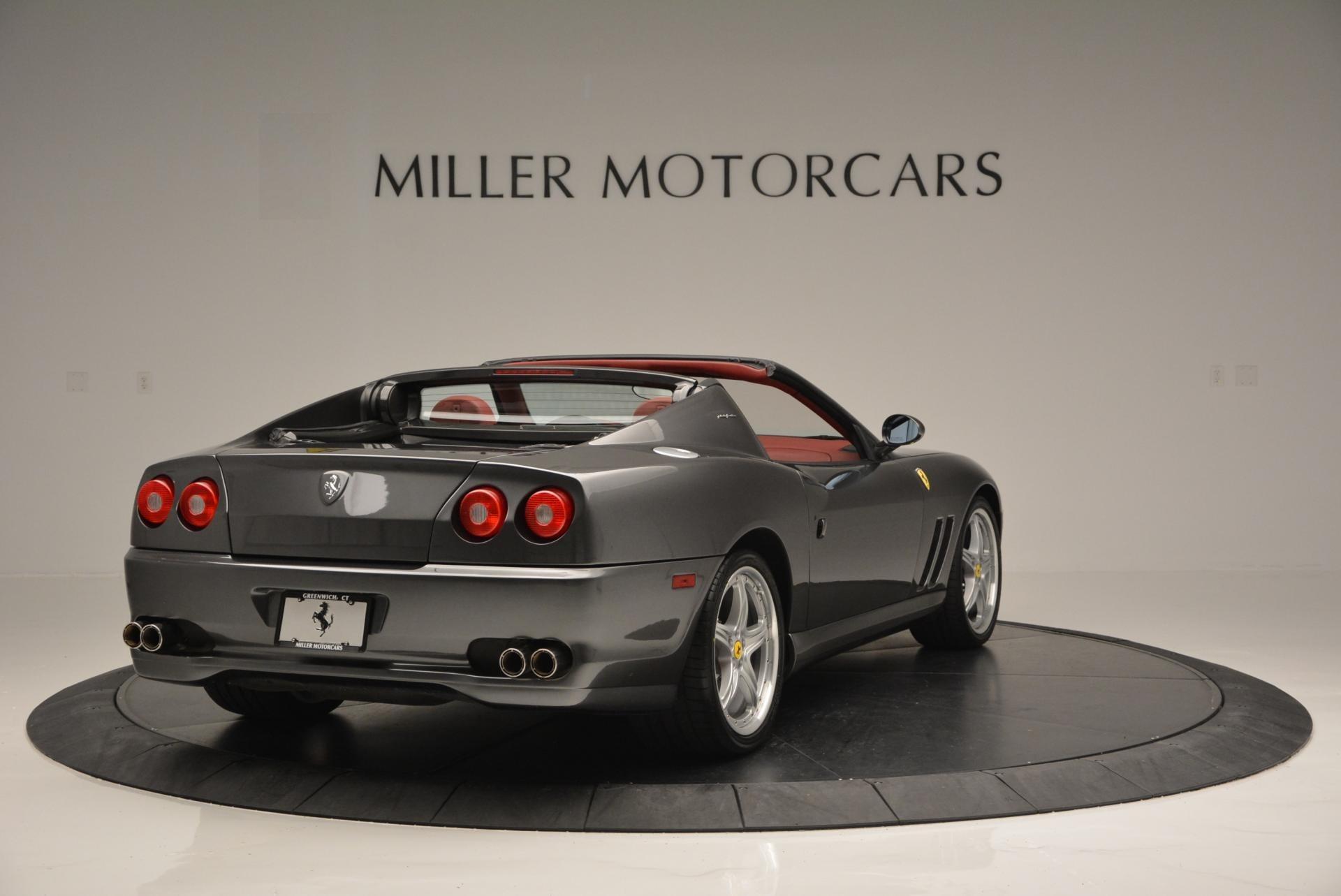 Used 2005 Ferrari Superamerica  For Sale In Greenwich, CT 125_p7
