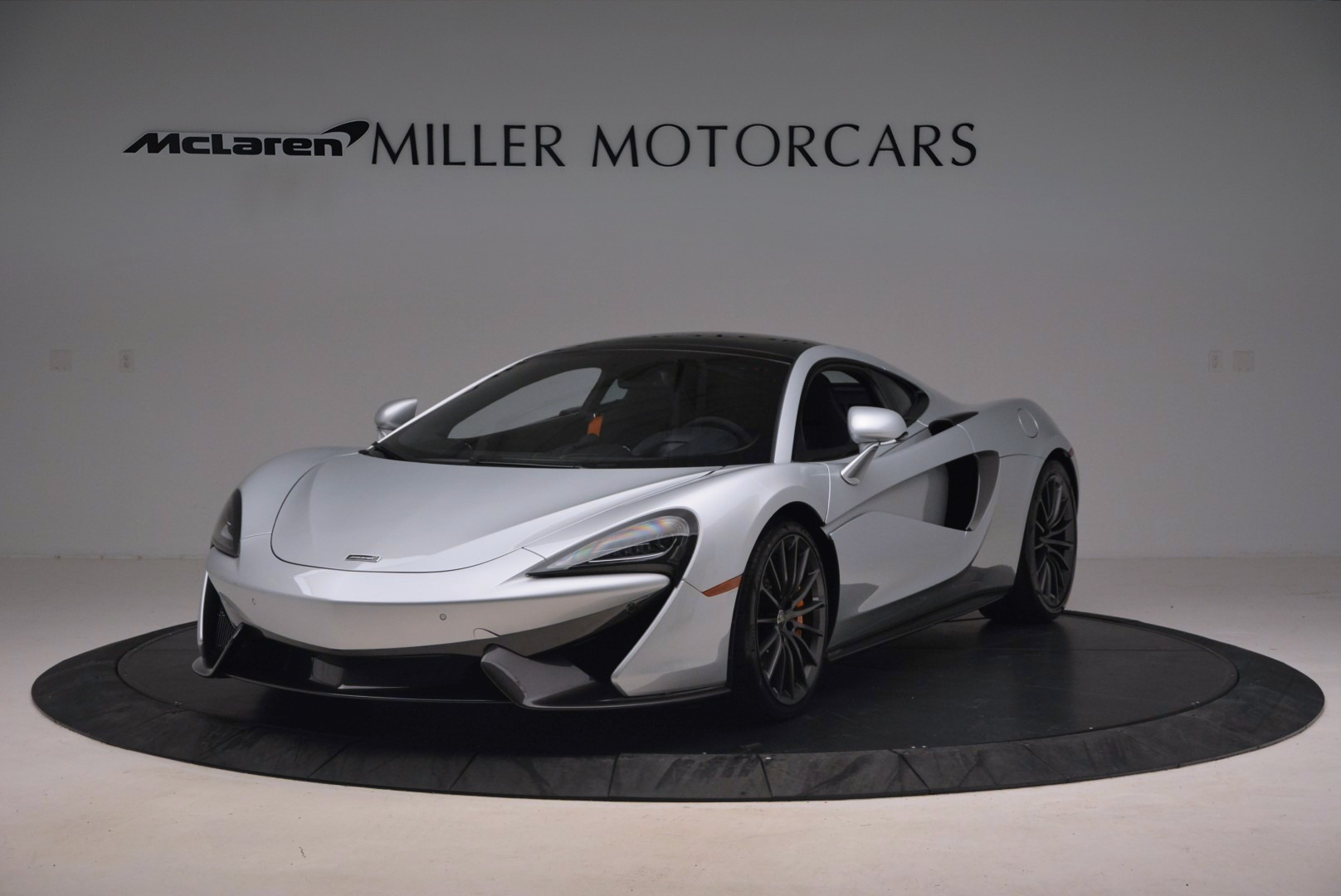 Used 2017 McLaren 570GT  For Sale In Greenwich, CT 1254_main