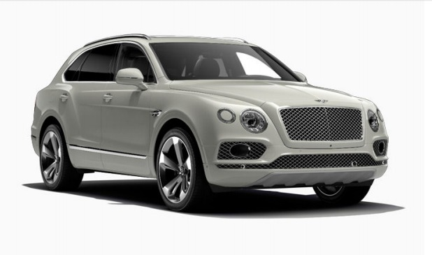 Used 2017 Bentley Bentayga  For Sale In Greenwich, CT 1257_main