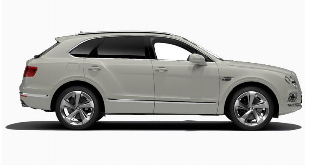 Used 2017 Bentley Bentayga  For Sale In Greenwich, CT 1257_p3
