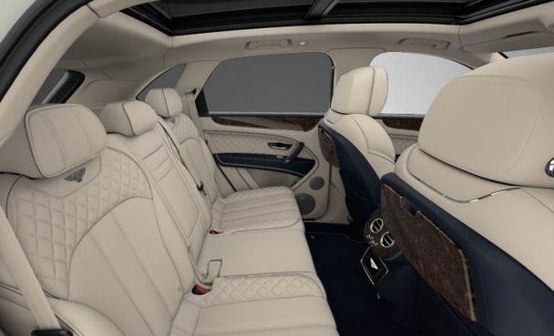 Used 2017 Bentley Bentayga  For Sale In Greenwich, CT 1257_p7