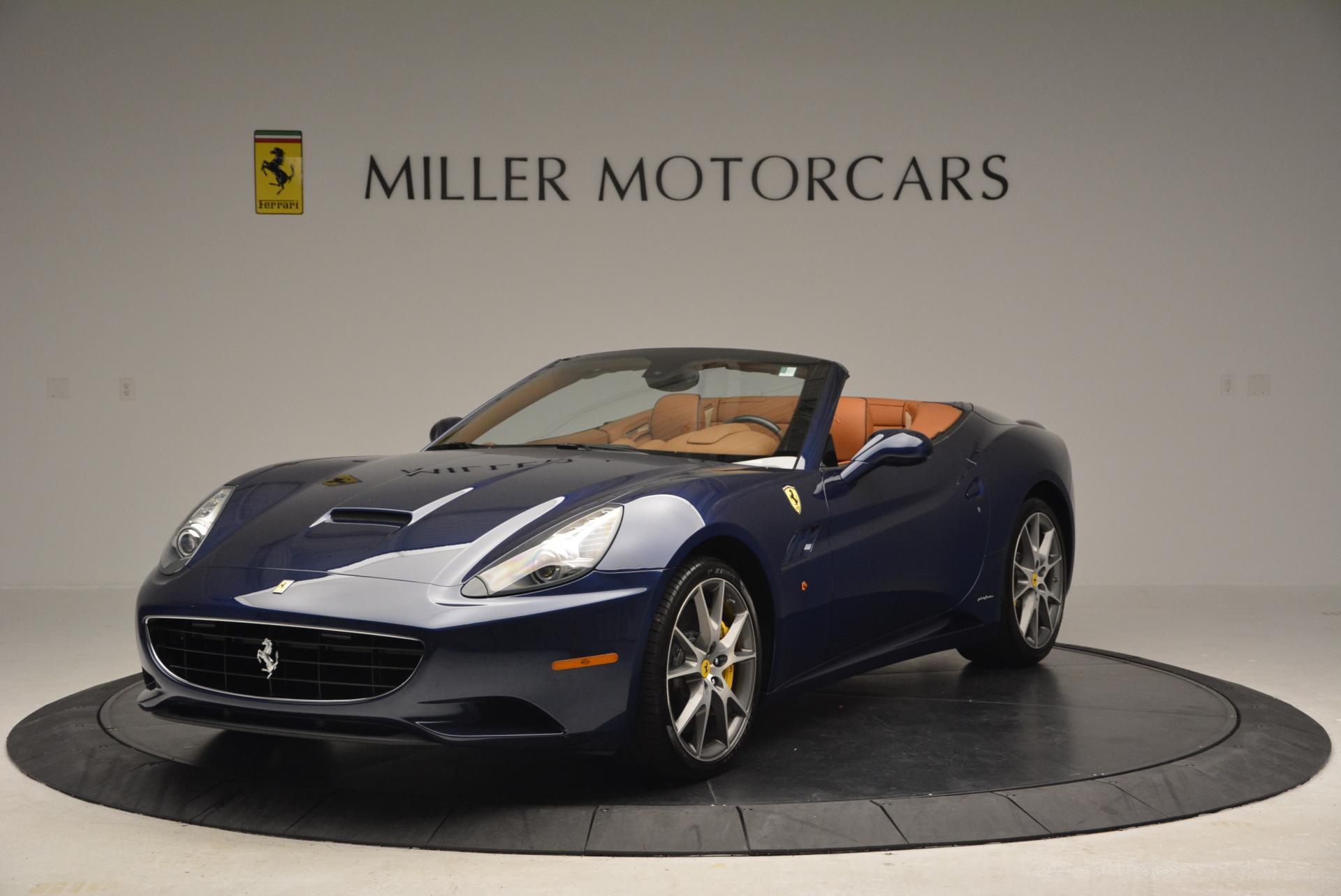 Used 2010 Ferrari California  For Sale In Greenwich, CT 126_main