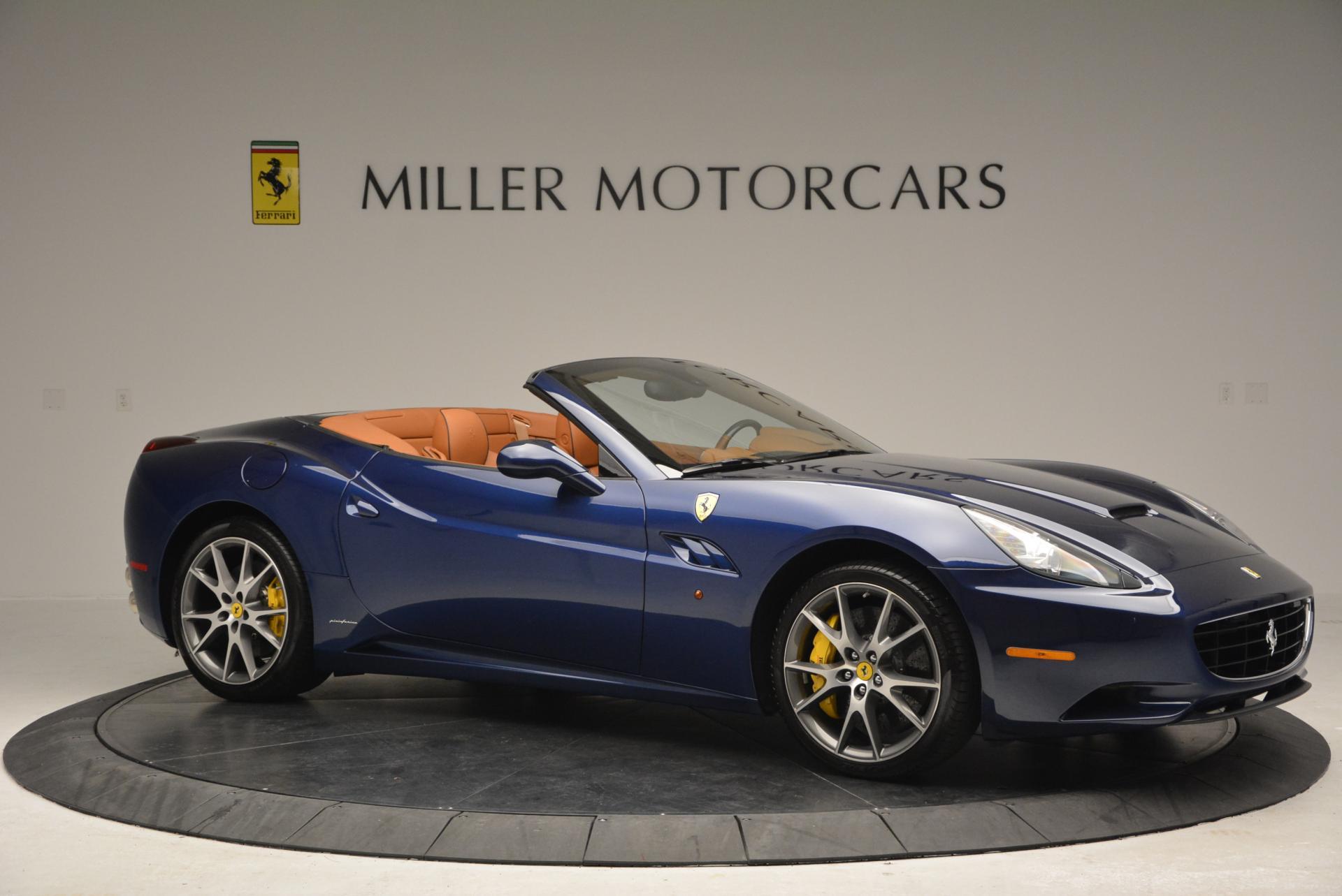Used 2010 Ferrari California  For Sale In Greenwich, CT 126_p10