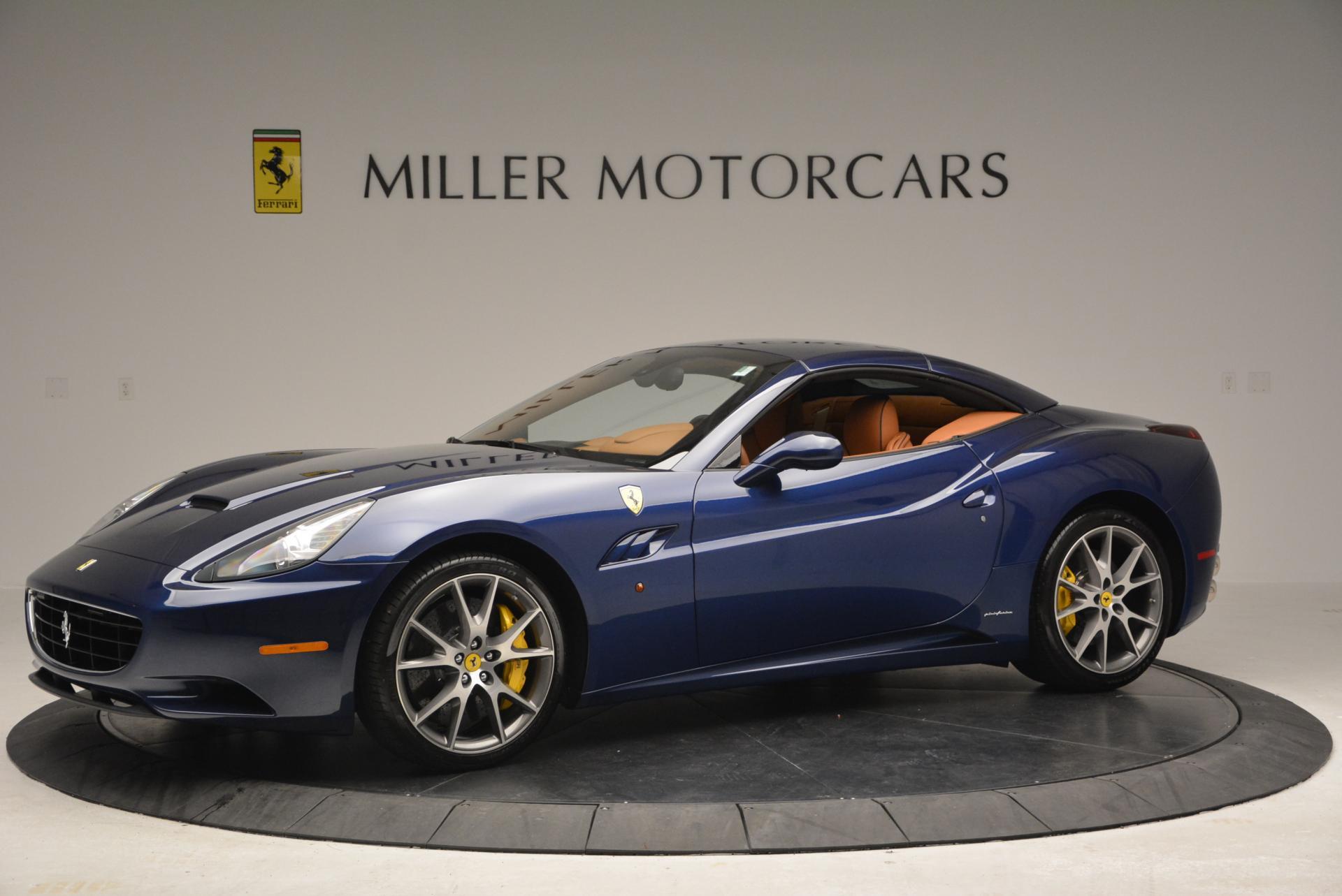 Used 2010 Ferrari California  For Sale In Greenwich, CT 126_p14