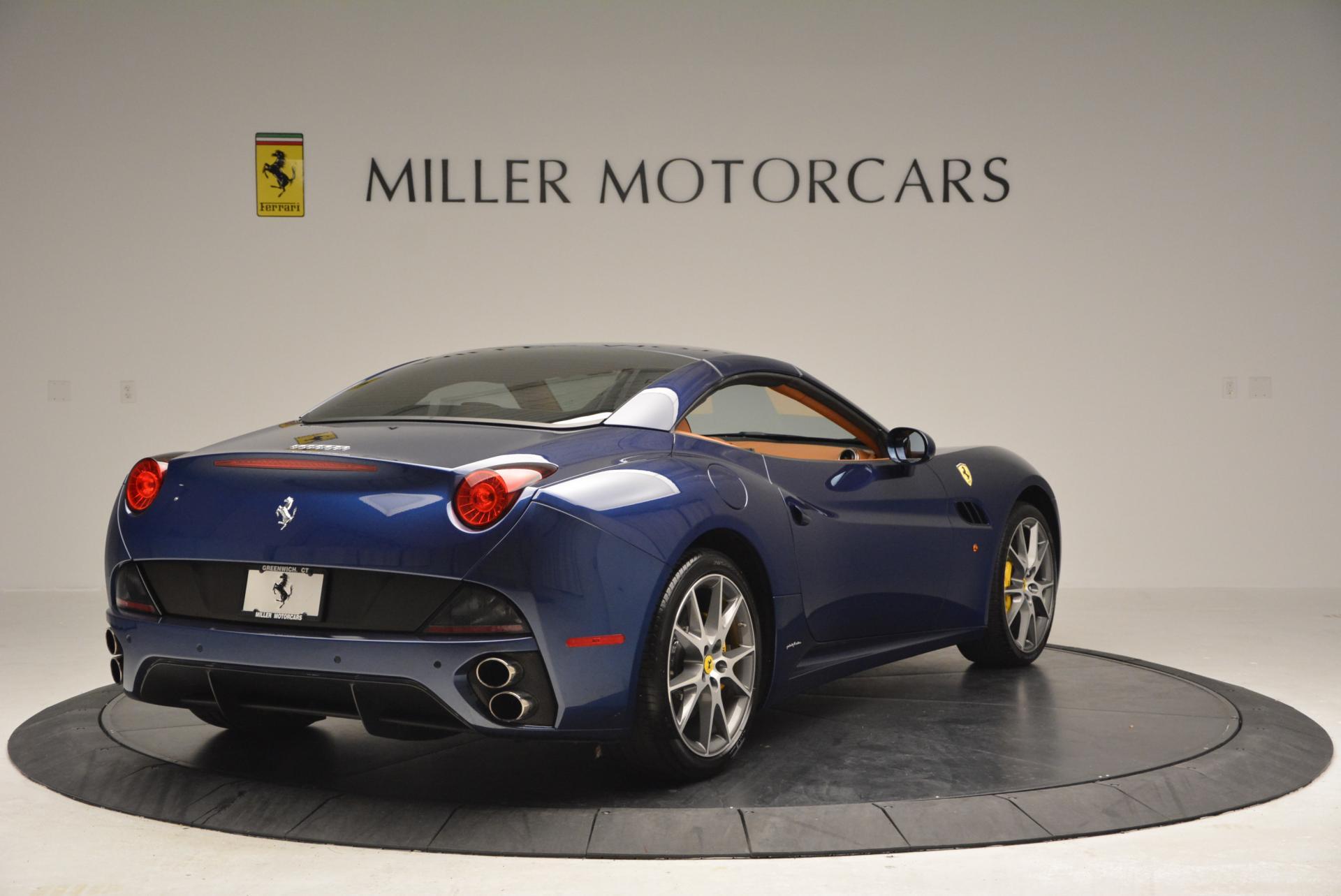 Used 2010 Ferrari California  For Sale In Greenwich, CT 126_p19