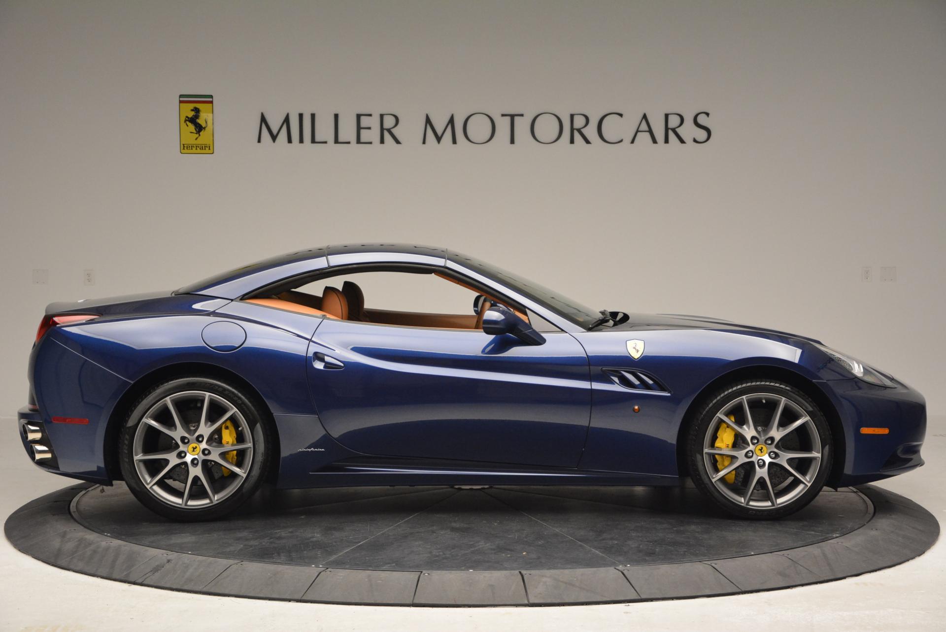 Used 2010 Ferrari California  For Sale In Greenwich, CT 126_p21