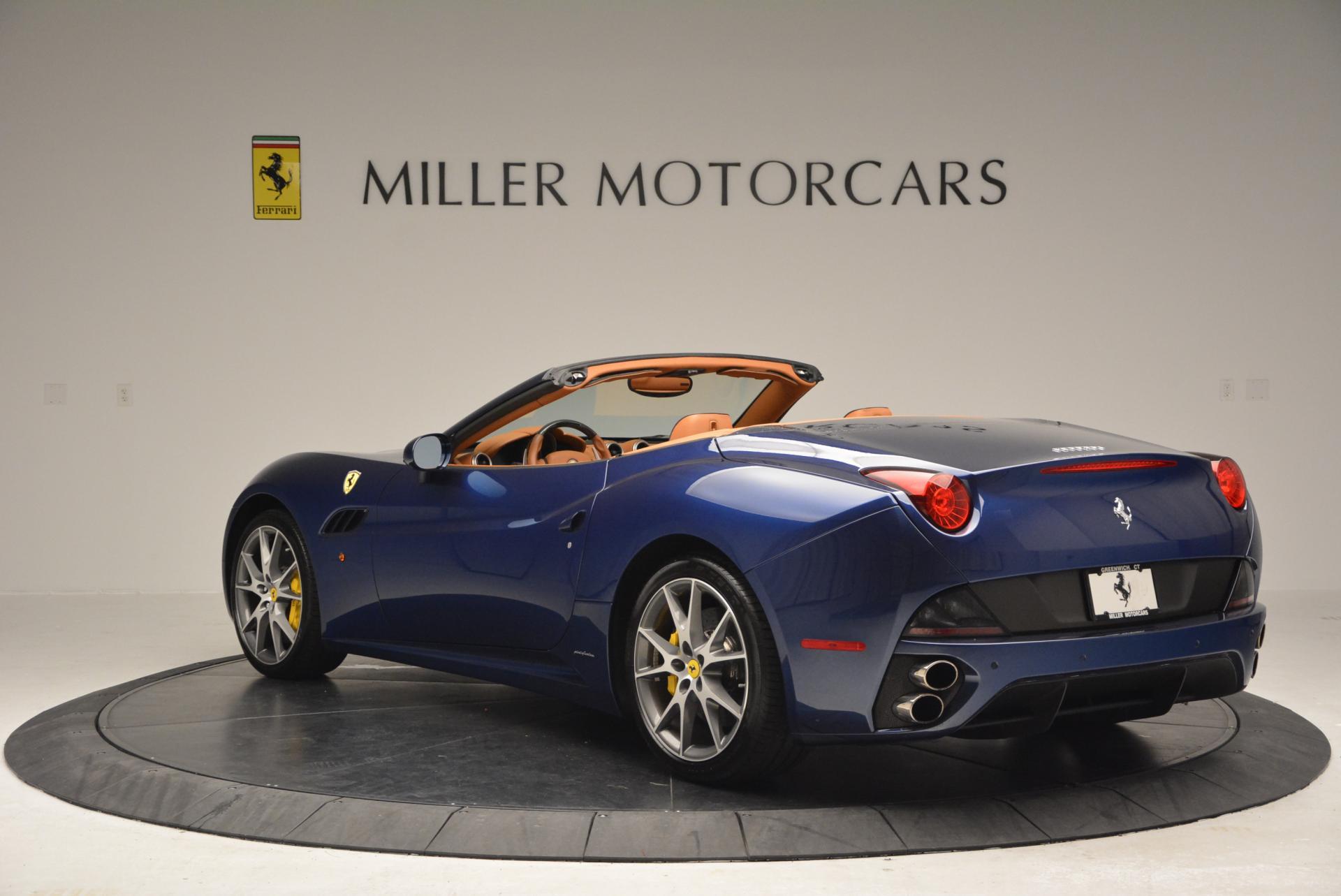 Used 2010 Ferrari California  For Sale In Greenwich, CT 126_p5