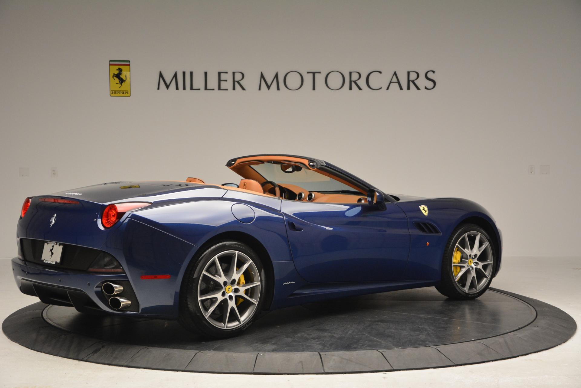 Used 2010 Ferrari California  For Sale In Greenwich, CT 126_p8