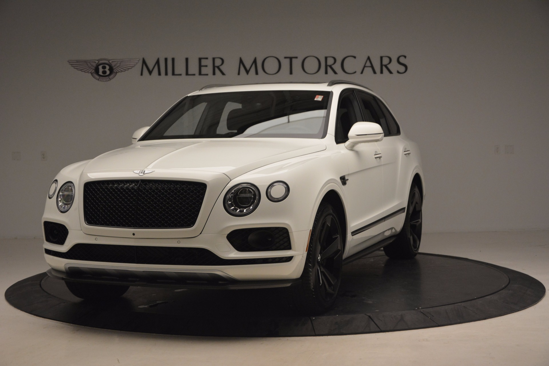 New 2018 Bentley Bentayga Black Edition For Sale In Greenwich, CT 1260_main
